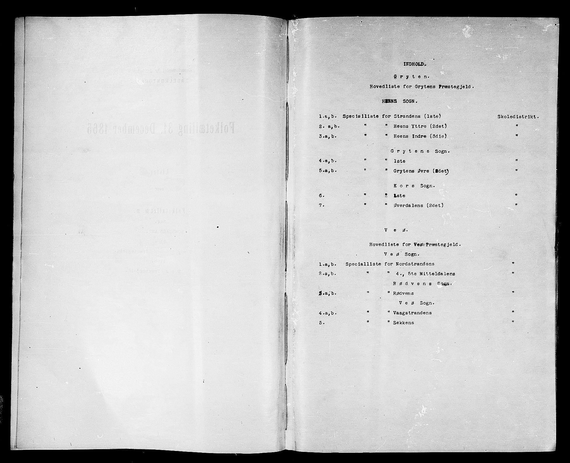RA, Folketelling 1865 for 1539P Grytten prestegjeld, 1865, s. 4