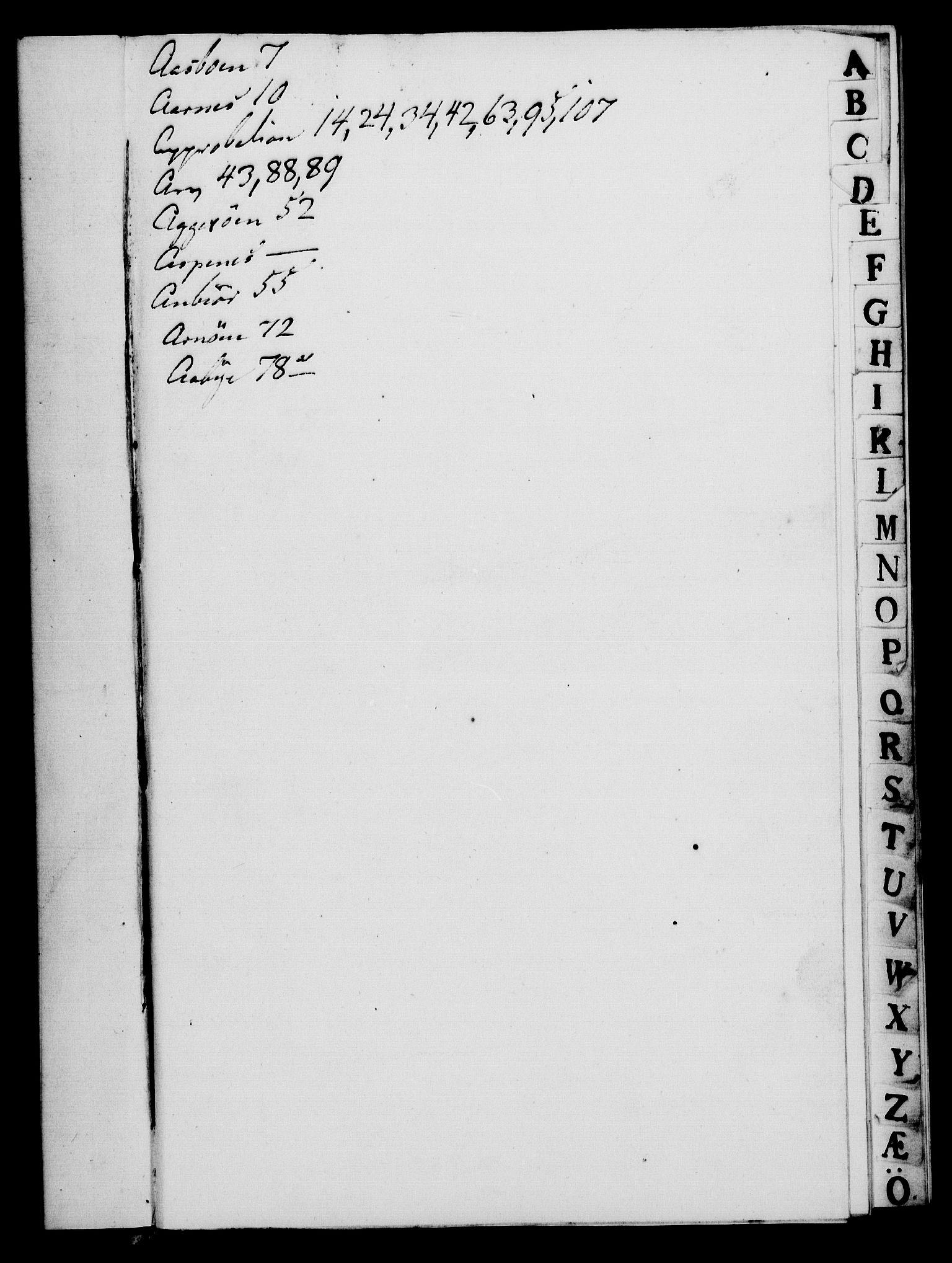 RA, Rentekammeret, Kammerkanselliet, G/Gf/Gfa/L0071: Norsk relasjons- og resolusjonsprotokoll (merket RK 52.71), 1789, s. 3