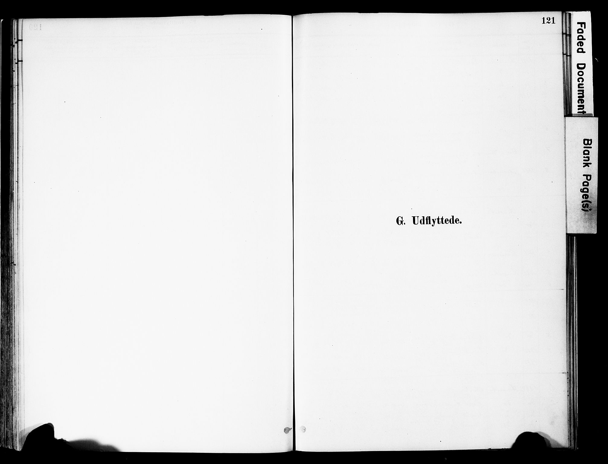 SAH, Vestre Slidre prestekontor, Ministerialbok nr. 5, 1881-1912, s. 121