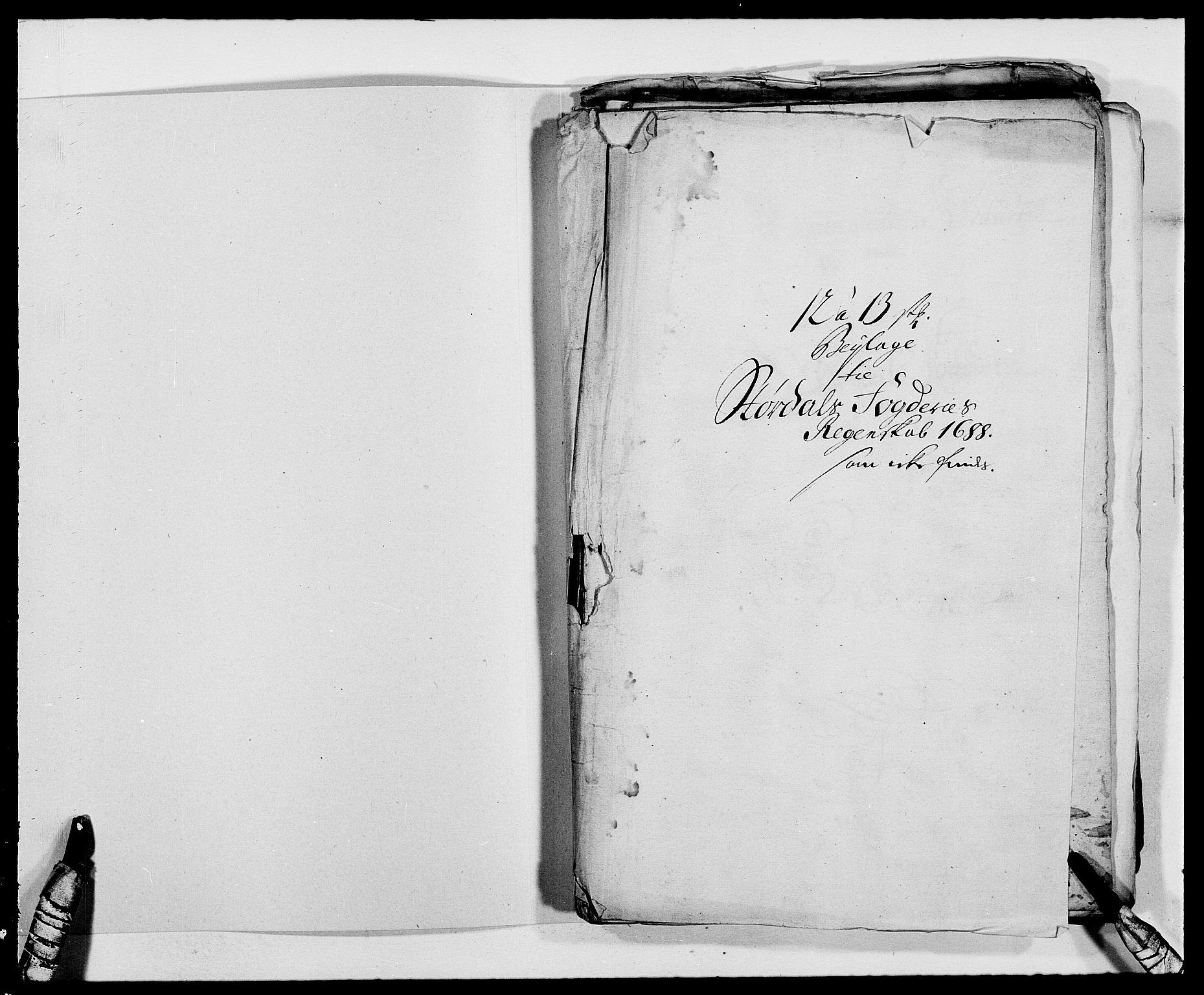 RA, Rentekammeret inntil 1814, Reviderte regnskaper, Fogderegnskap, R62/L4183: Fogderegnskap Stjørdal og Verdal, 1687-1689, s. 198