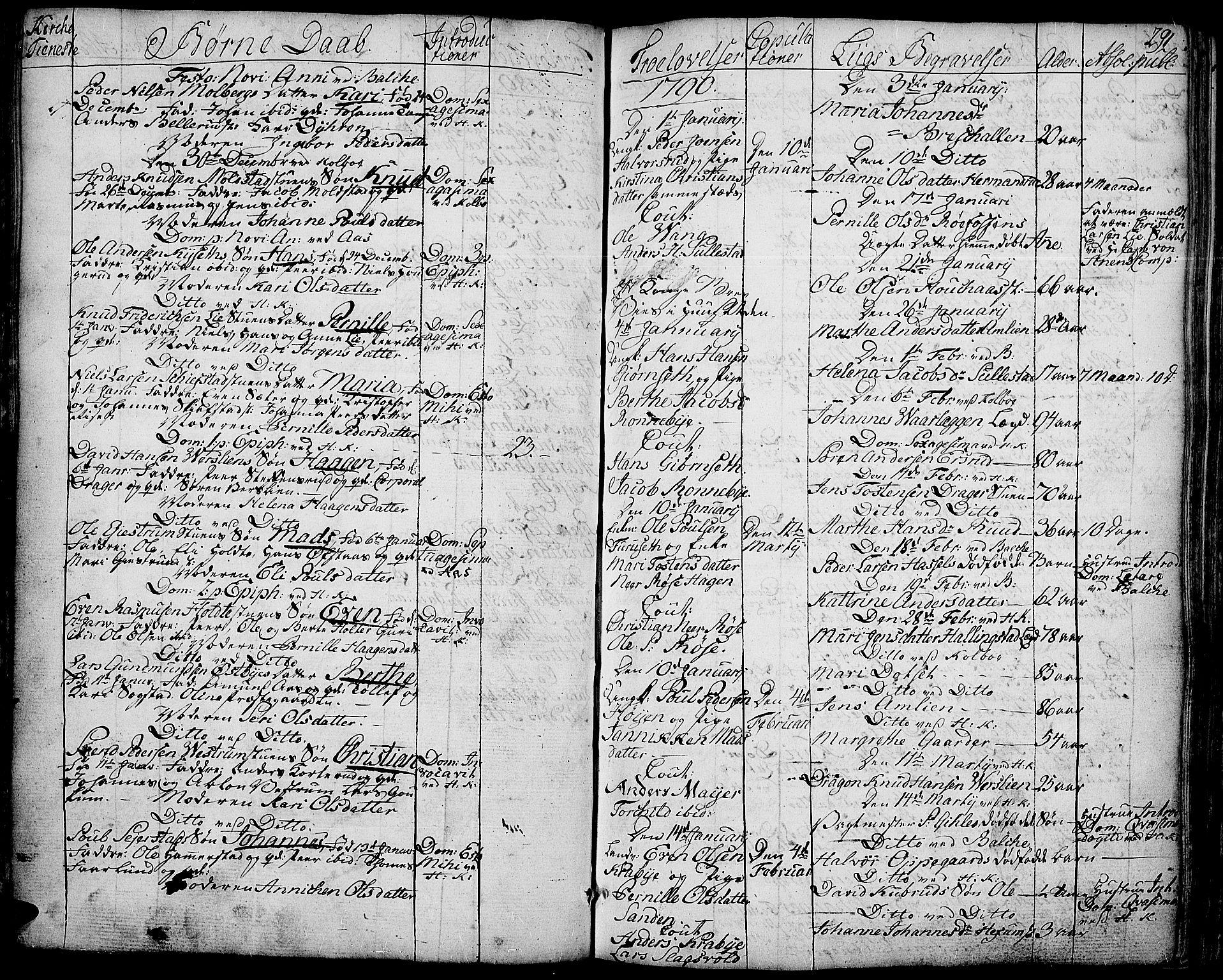 SAH, Toten prestekontor, Ministerialbok nr. 6, 1773-1793, s. 291