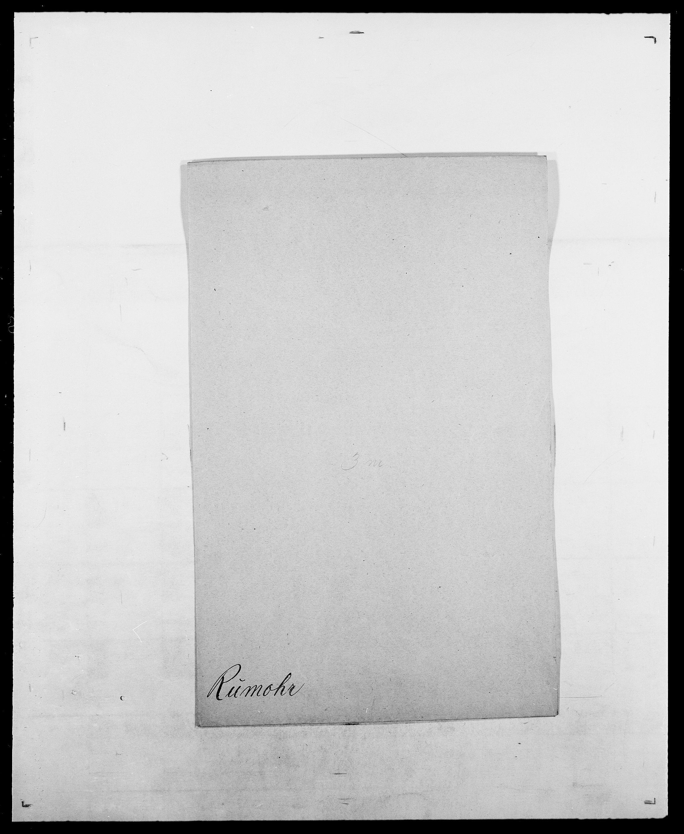 SAO, Delgobe, Charles Antoine - samling, D/Da/L0033: Roald - Røyem, s. 463