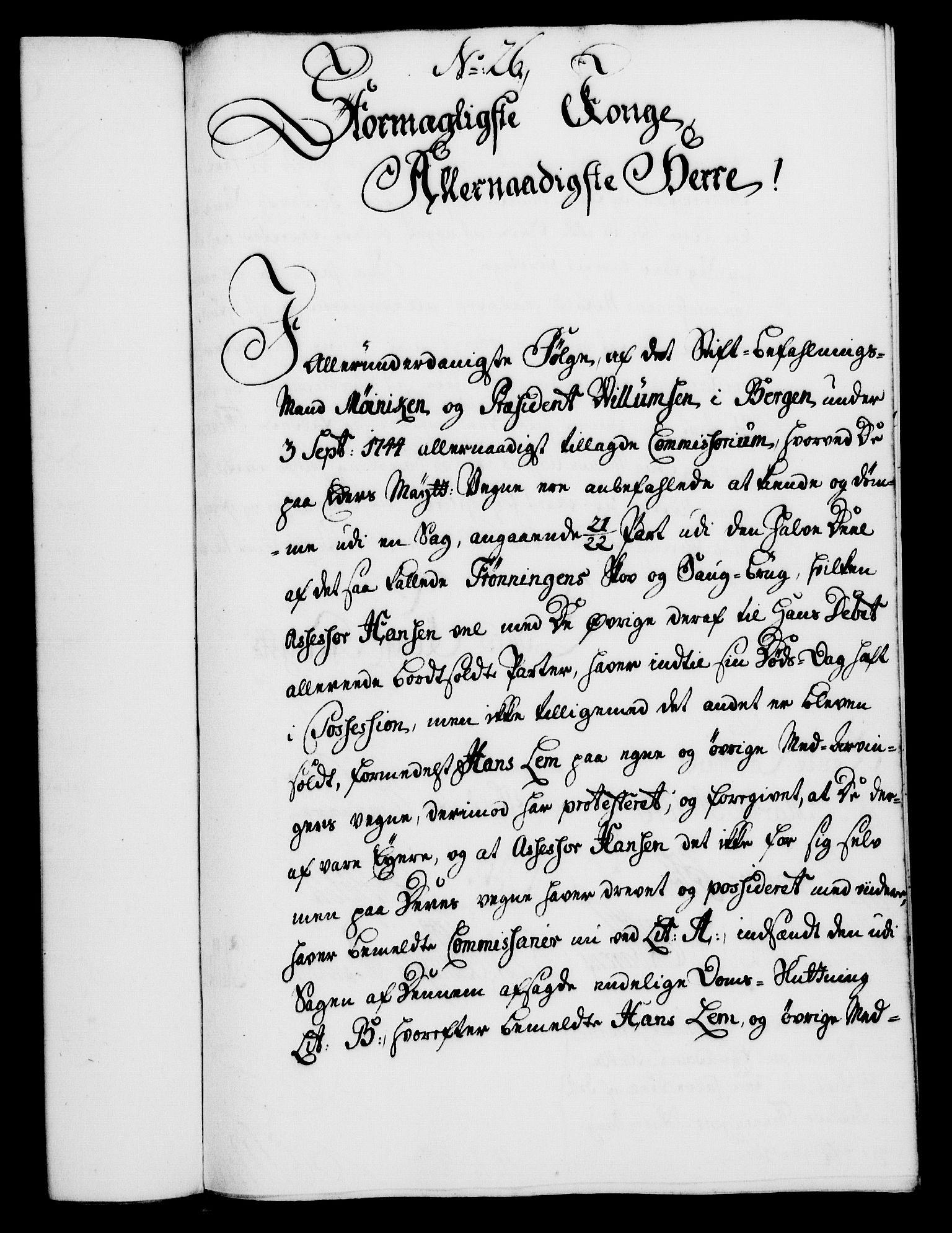 RA, Rentekammeret, Kammerkanselliet, G/Gf/Gfa/L0028: Norsk relasjons- og resolusjonsprotokoll (merket RK 52.28), 1745-1746, s. 702