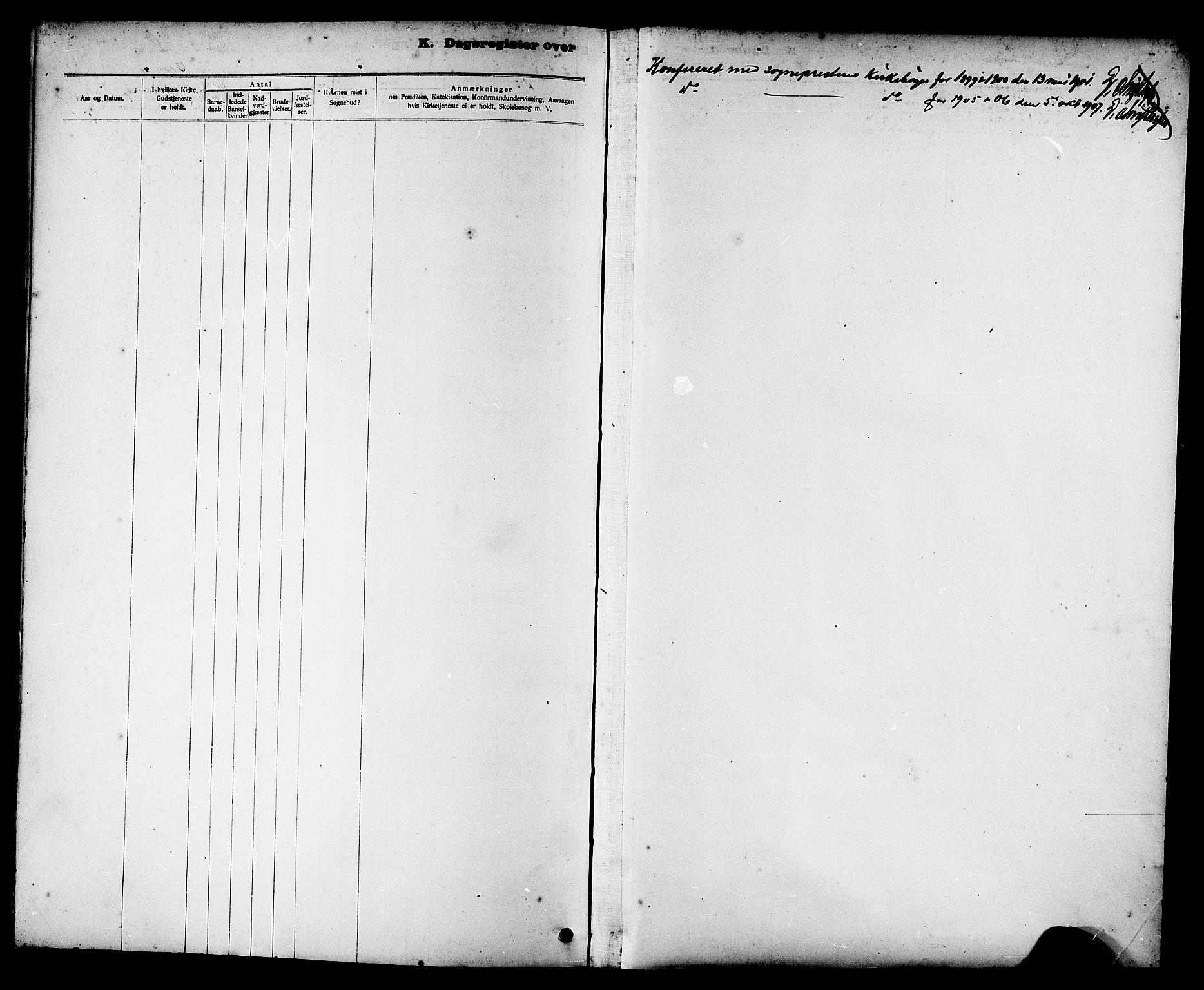 SAT, Ministerialprotokoller, klokkerbøker og fødselsregistre - Nord-Trøndelag, 780/L0652: Klokkerbok nr. 780C04, 1899-1911