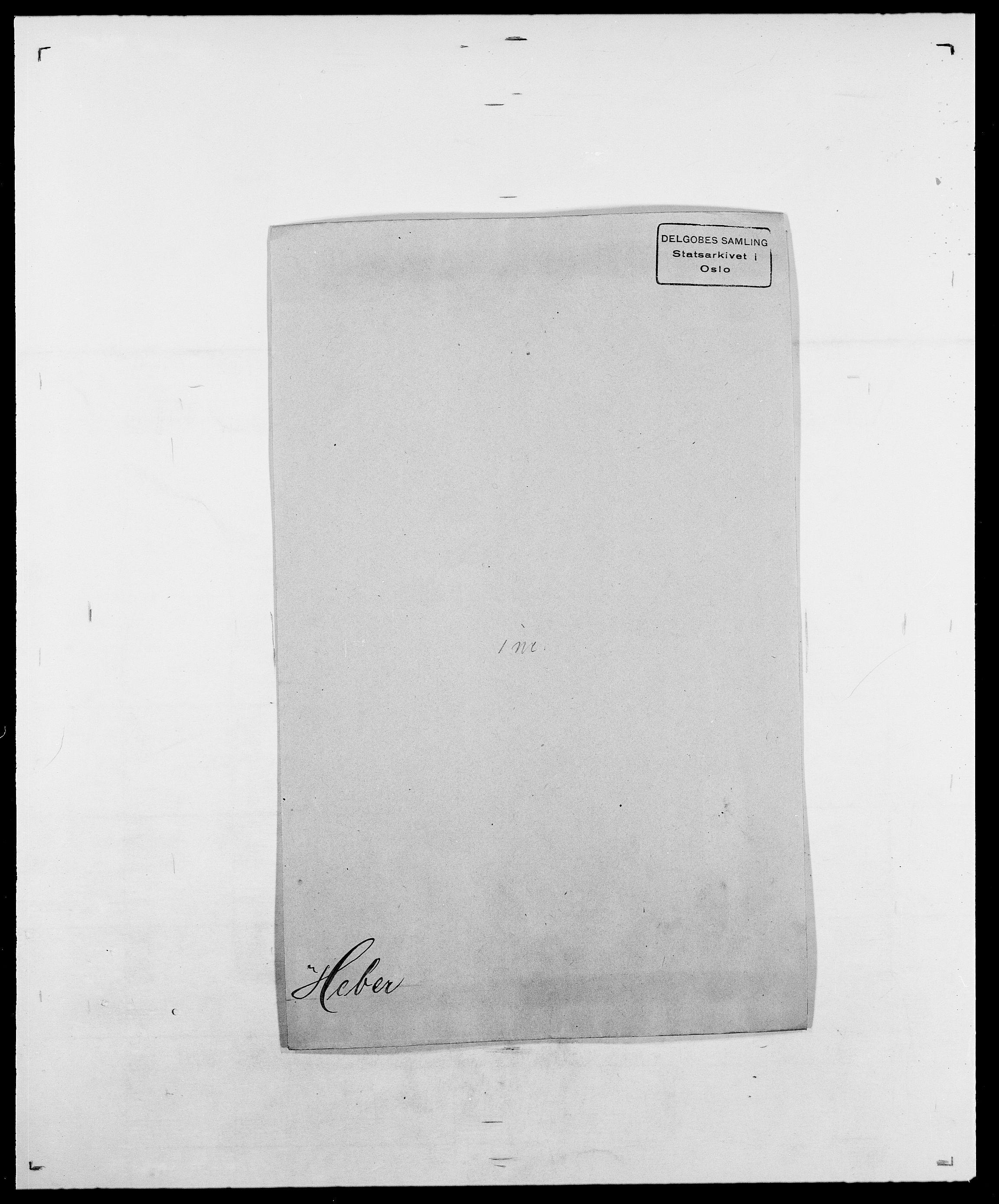SAO, Delgobe, Charles Antoine - samling, D/Da/L0016: Hamborg - Hektoen, s. 651