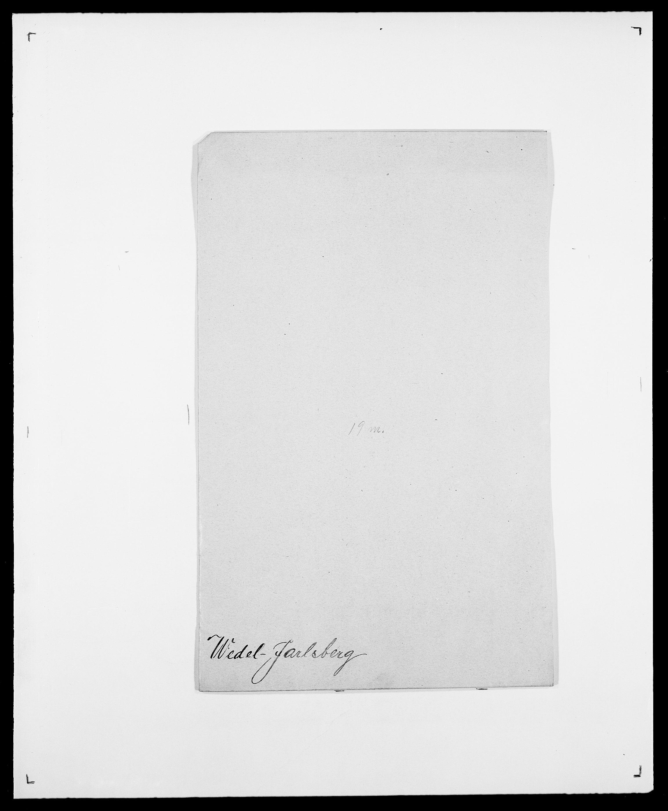 SAO, Delgobe, Charles Antoine - samling, D/Da/L0040: Usgaard - Velund, s. 442