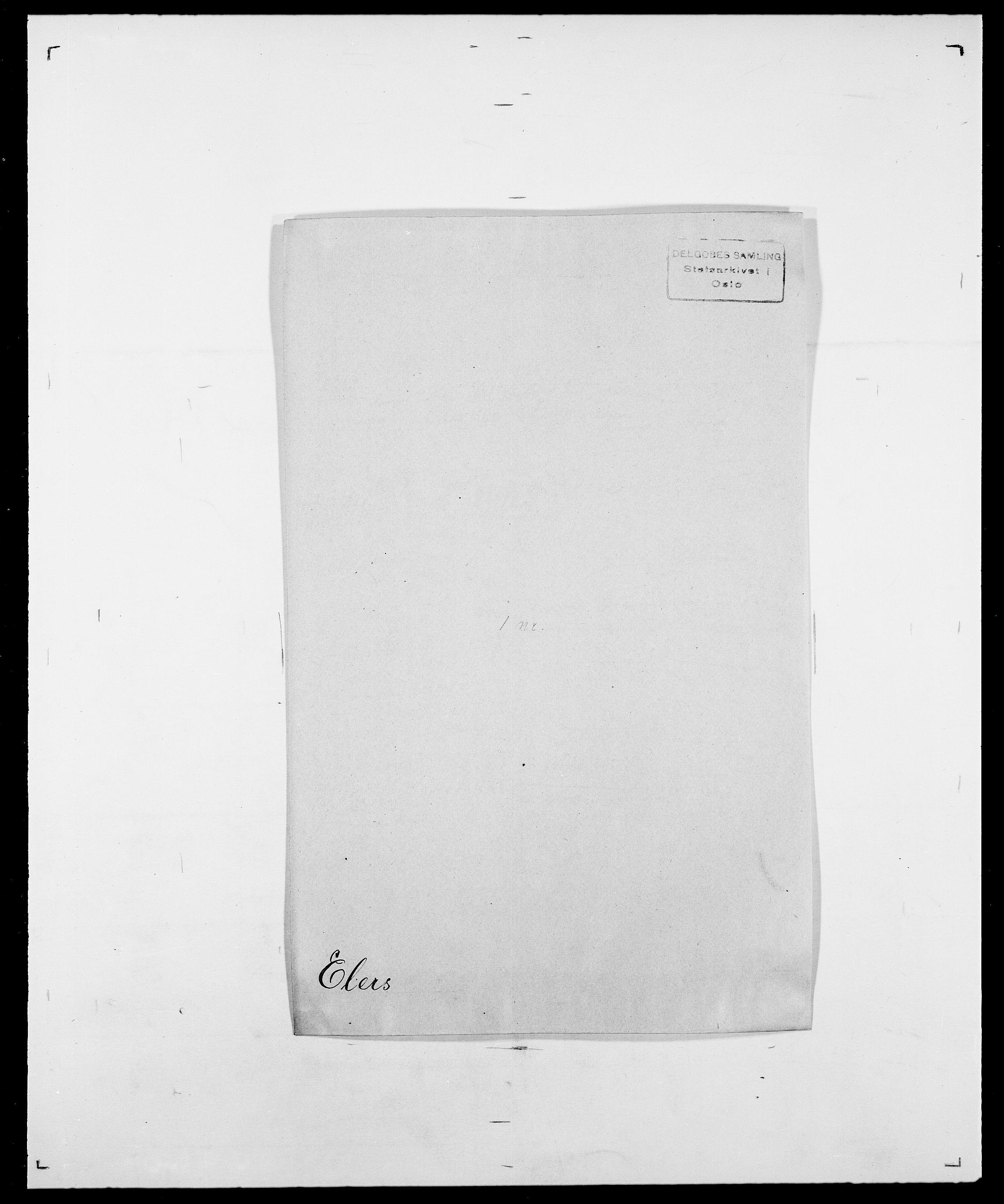 SAO, Delgobe, Charles Antoine - samling, D/Da/L0010: Dürendahl - Fagelund, s. 377