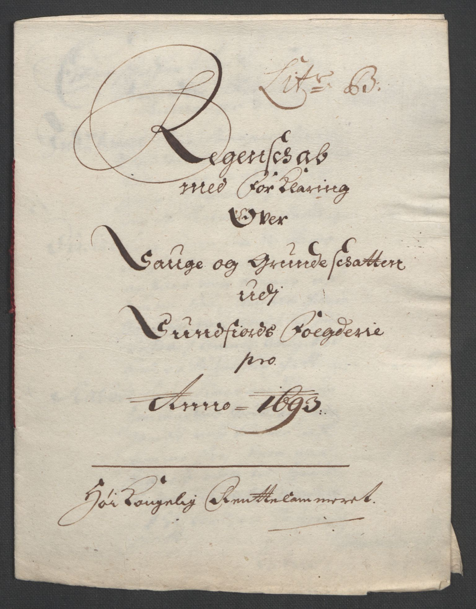 RA, Rentekammeret inntil 1814, Reviderte regnskaper, Fogderegnskap, R53/L3421: Fogderegnskap Sunn- og Nordfjord, 1693-1694, s. 54