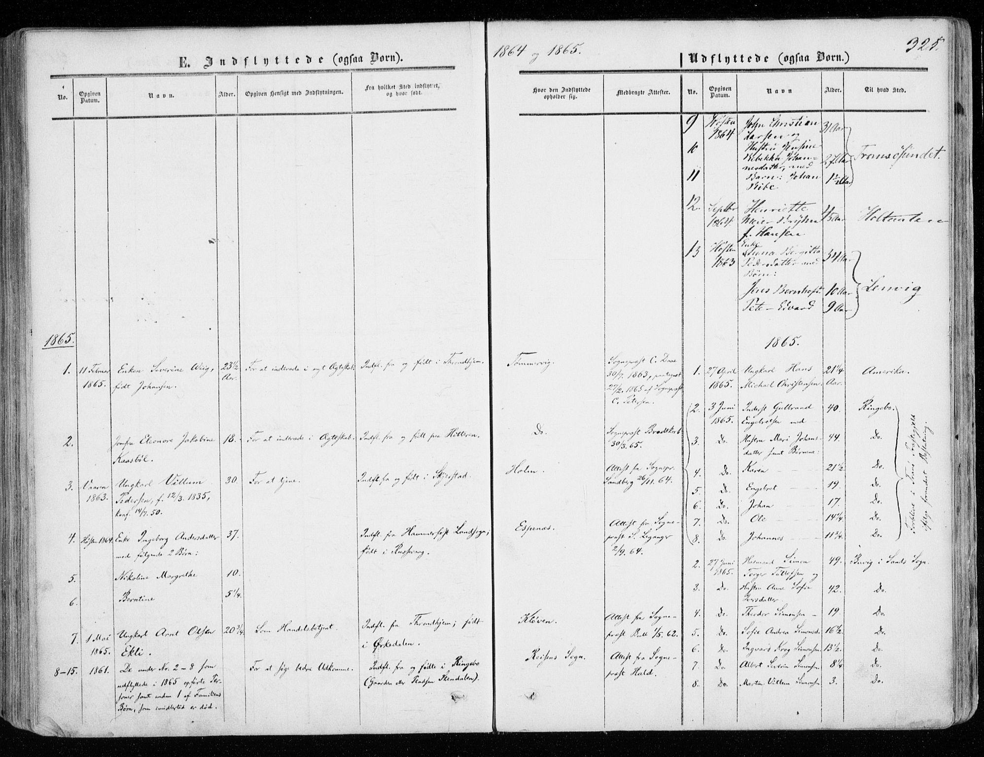 SATØ, Tranøy sokneprestkontor, I/Ia/Iaa/L0007kirke: Ministerialbok nr. 7, 1856-1866, s. 325