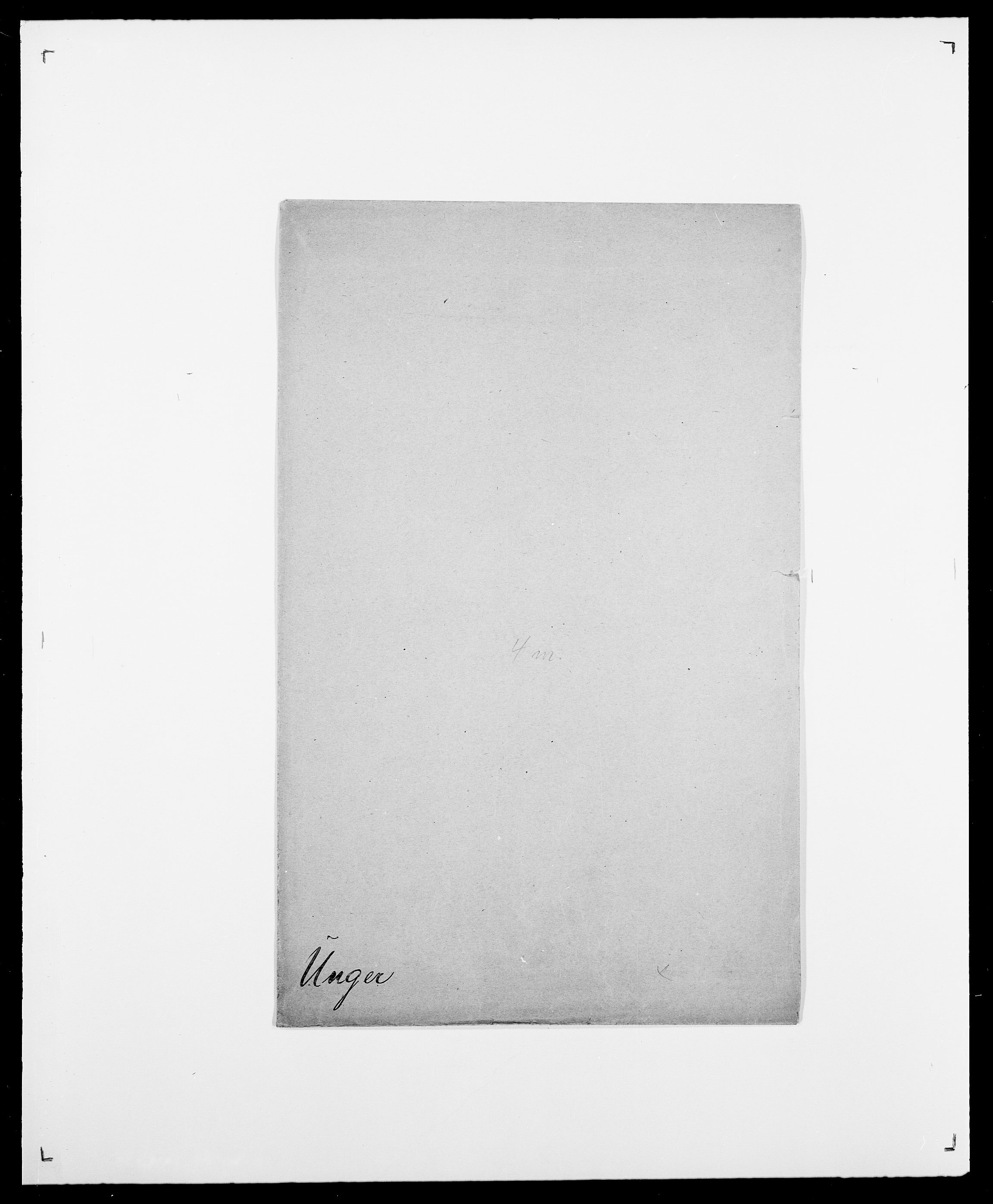 SAO, Delgobe, Charles Antoine - samling, D/Da/L0039: Thorsen - Urup, s. 727