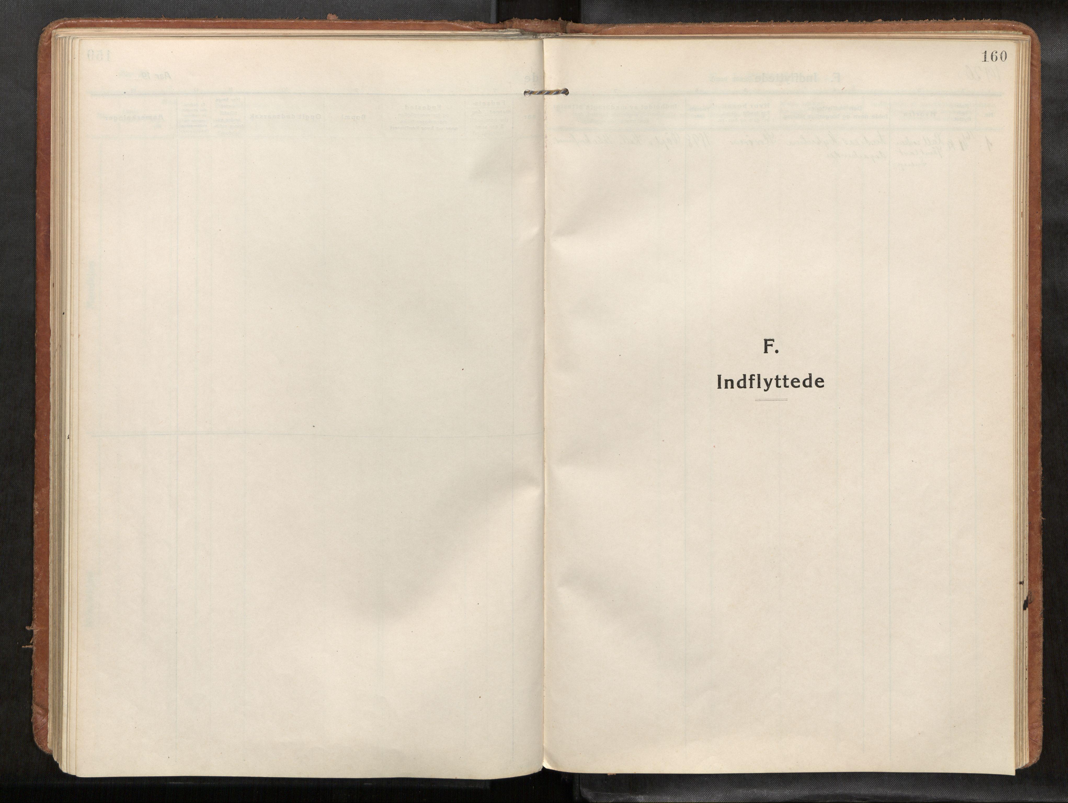SAT, Verdal sokneprestkontor*, Ministerialbok nr. 1, 1916-1928, s. 160