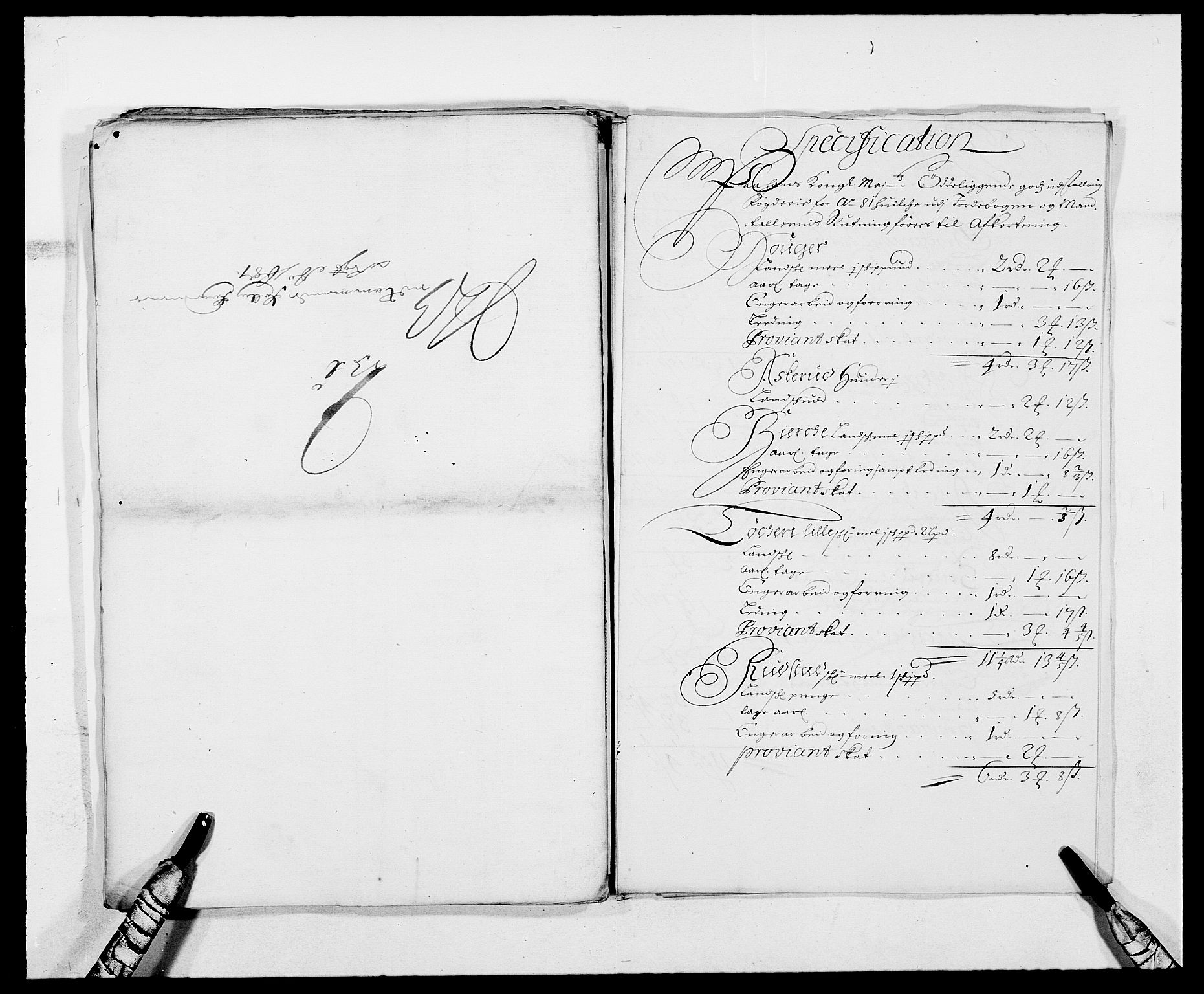 RA, Rentekammeret inntil 1814, Reviderte regnskaper, Fogderegnskap, R09/L0432: Fogderegnskap Follo, 1680-1684, s. 45
