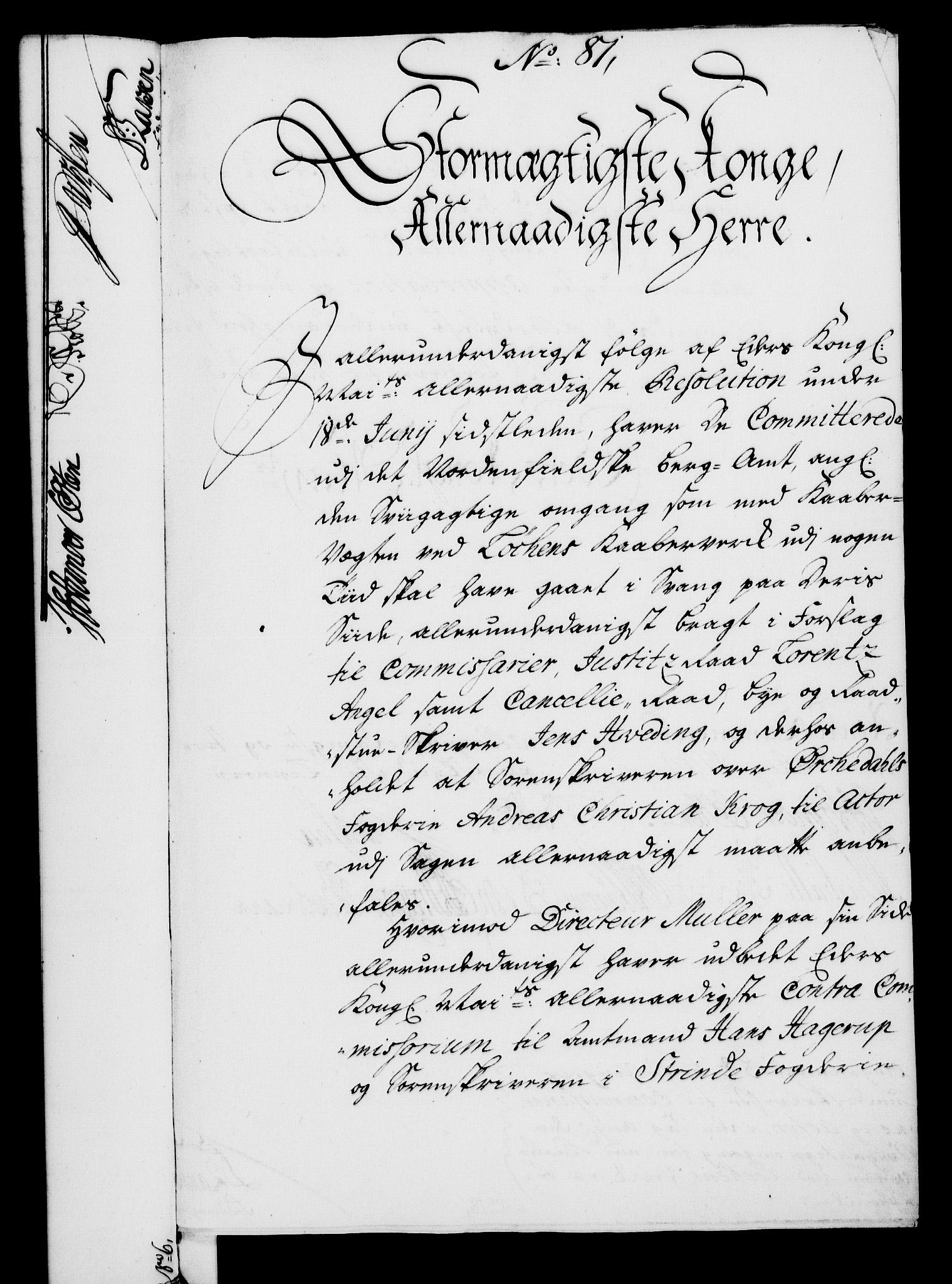 RA, Rentekammeret, Kammerkanselliet, G/Gf/Gfa/L0027: Norsk relasjons- og resolusjonsprotokoll (merket RK 52.27), 1744, s. 547