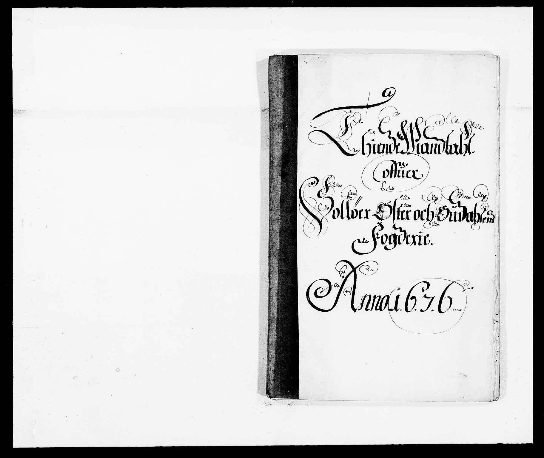 RA, Rentekammeret inntil 1814, Reviderte regnskaper, Fogderegnskap, R13/L0811: Fogderegnskap Solør, Odal og Østerdal, 1676, s. 6
