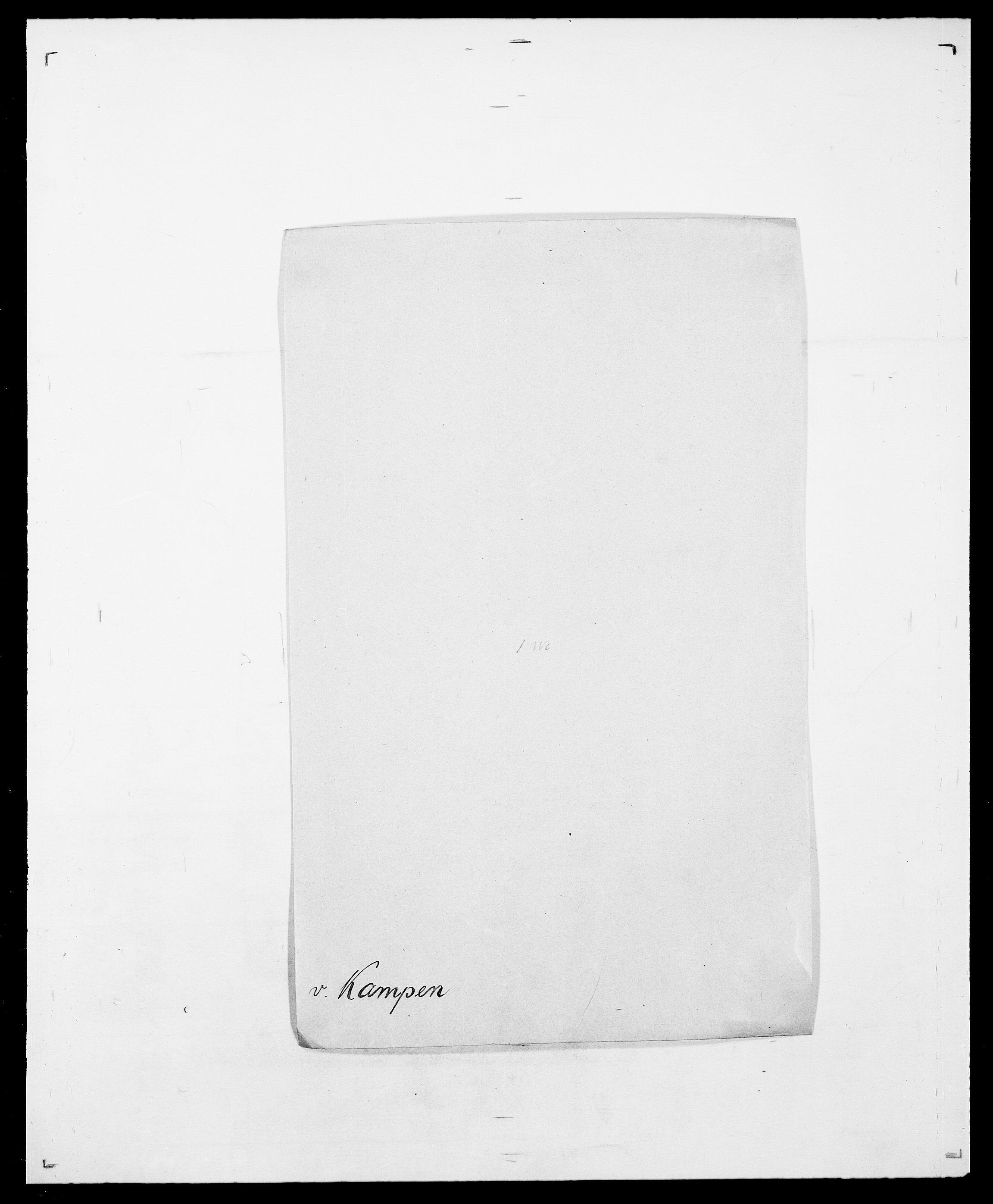 SAO, Delgobe, Charles Antoine - samling, D/Da/L0020: Irgens - Kjøsterud, s. 457