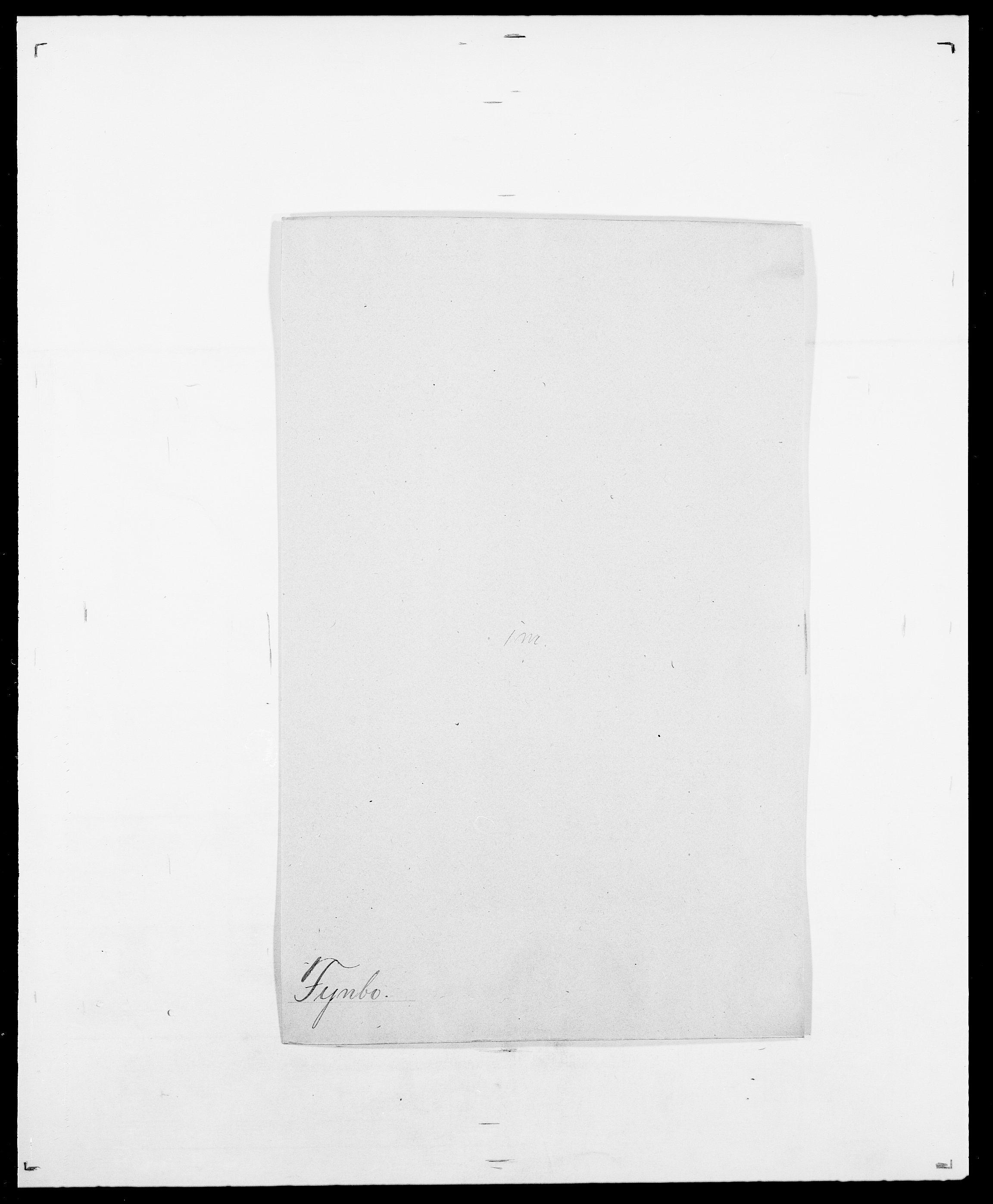 SAO, Delgobe, Charles Antoine - samling, D/Da/L0013: Forbos - Geving, s. 255