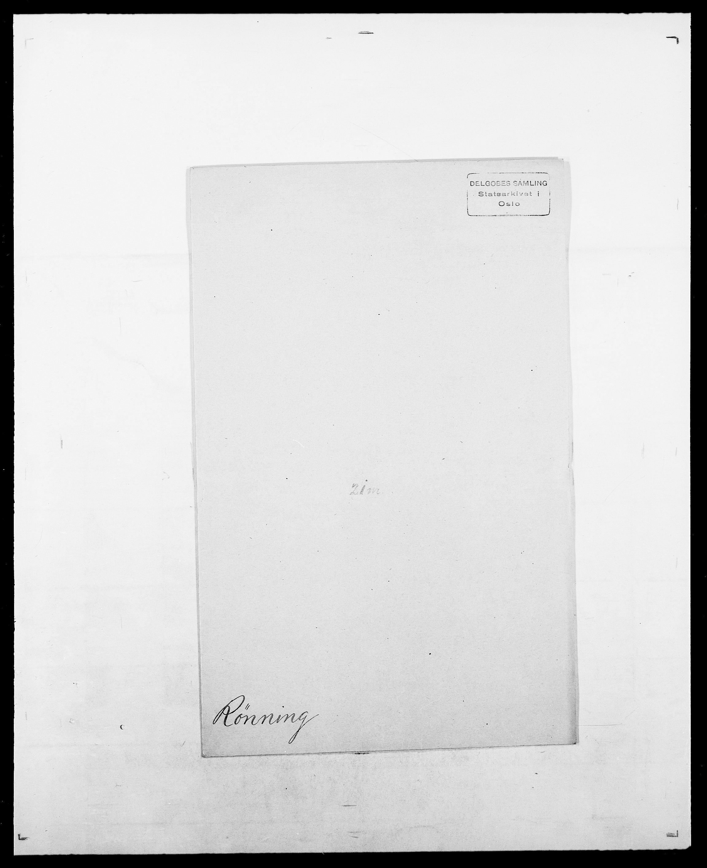 SAO, Delgobe, Charles Antoine - samling, D/Da/L0033: Roald - Røyem, s. 773