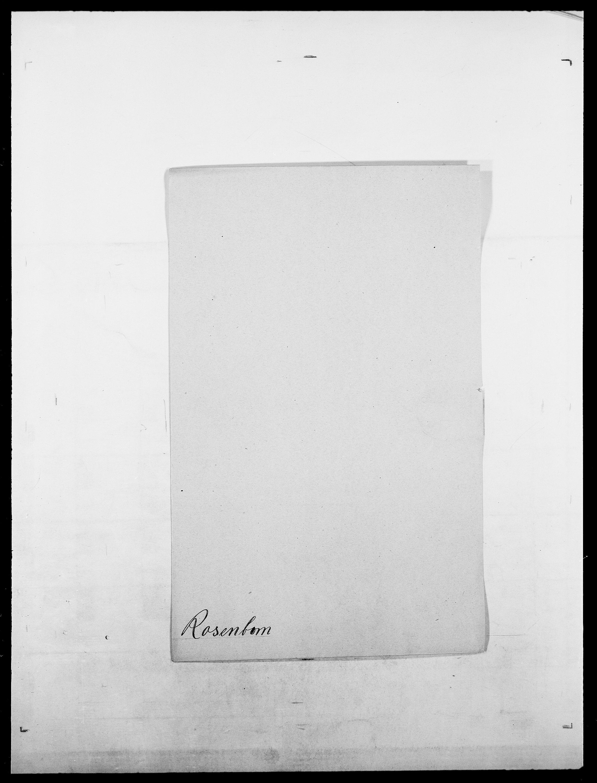 SAO, Delgobe, Charles Antoine - samling, D/Da/L0033: Roald - Røyem, s. 221