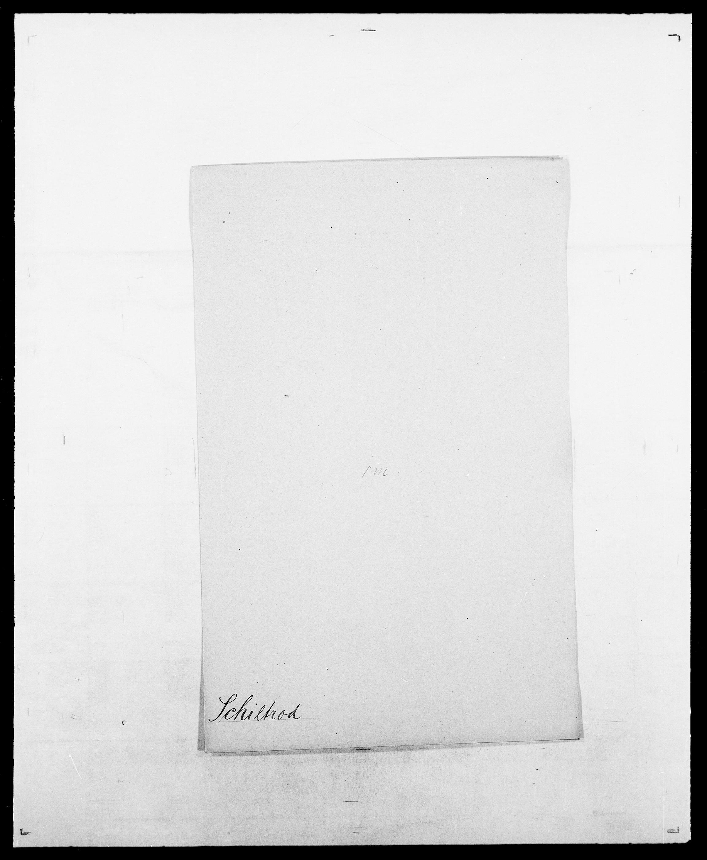 SAO, Delgobe, Charles Antoine - samling, D/Da/L0034: Saabye - Schmincke, s. 550