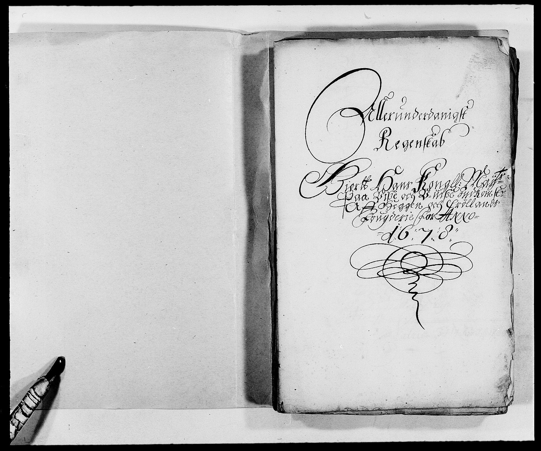 RA, Rentekammeret inntil 1814, Reviderte regnskaper, Fogderegnskap, R06/L0279: Fogderegnskap Heggen og Frøland, 1678-1680, s. 2