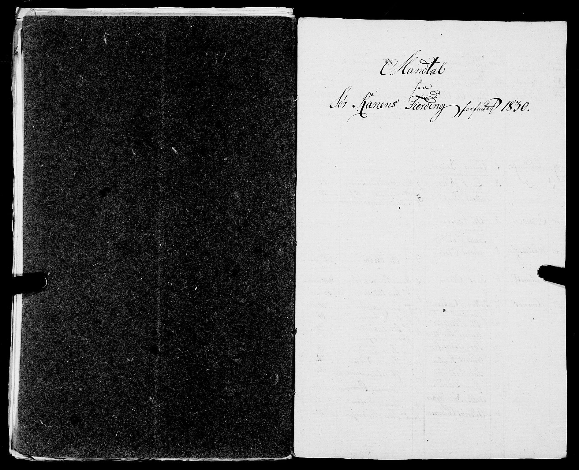 SAT, Fylkesmannen i Nordland, R/RA/L0013: Innrulleringsmanntall for Hemnes (Sør-Rana), 1809-1835, s. 233