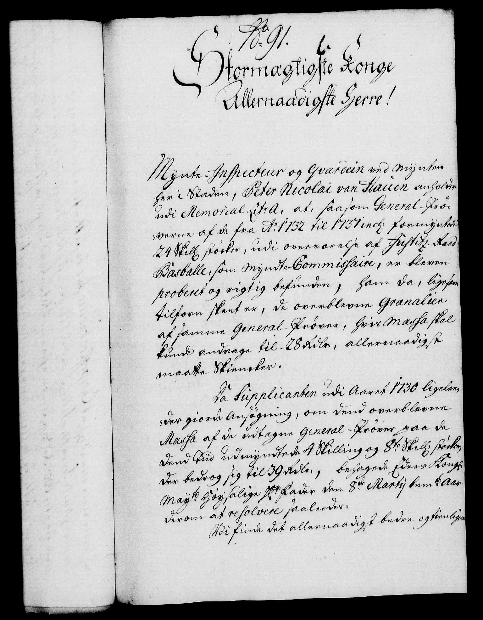 RA, Rentekammeret, Kammerkanselliet, G/Gf/Gfa/L0020: Norsk relasjons- og resolusjonsprotokoll (merket RK 52.20), 1737, s. 672