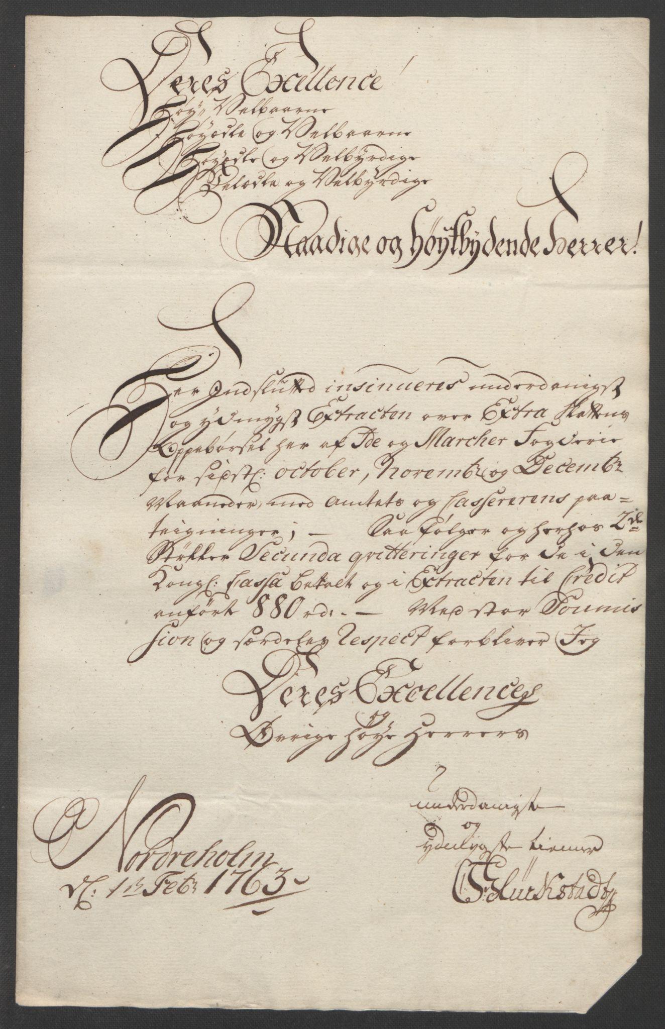 RA, Rentekammeret inntil 1814, Reviderte regnskaper, Fogderegnskap, R01/L0097: Ekstraskatten Idd og Marker, 1756-1767, s. 108