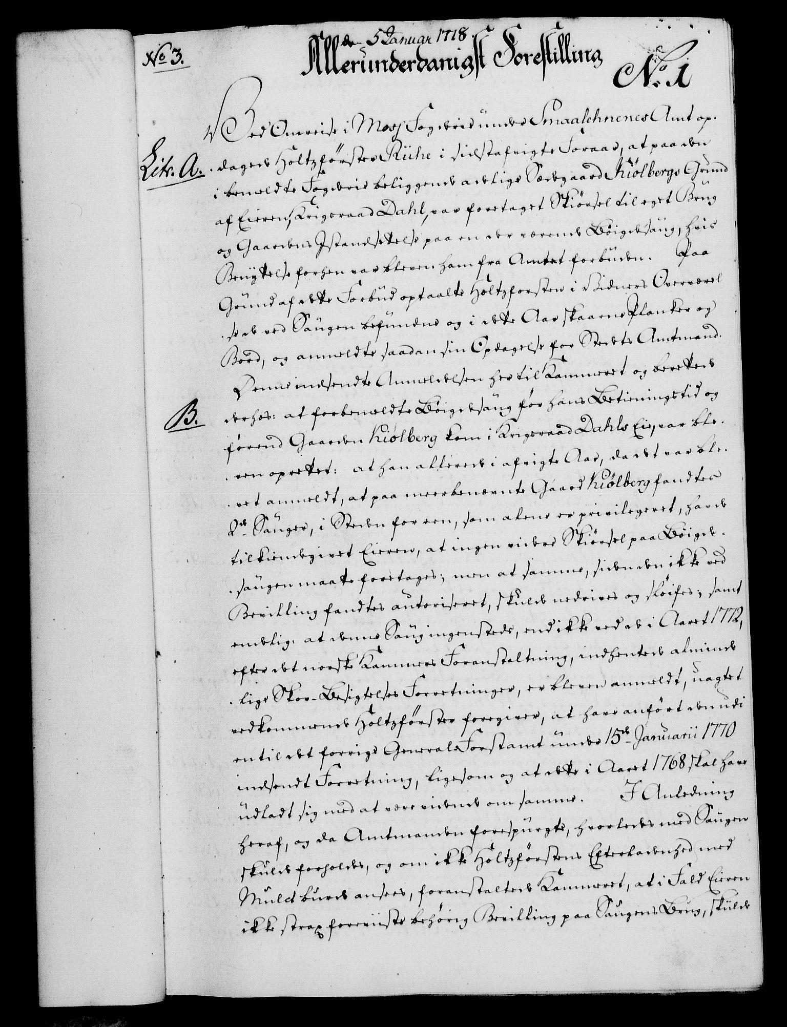 RA, Rentekammeret, Kammerkanselliet, G/Gf/Gfa/L0060: Norsk relasjons- og resolusjonsprotokoll (merket RK 52.60), 1778, s. 27