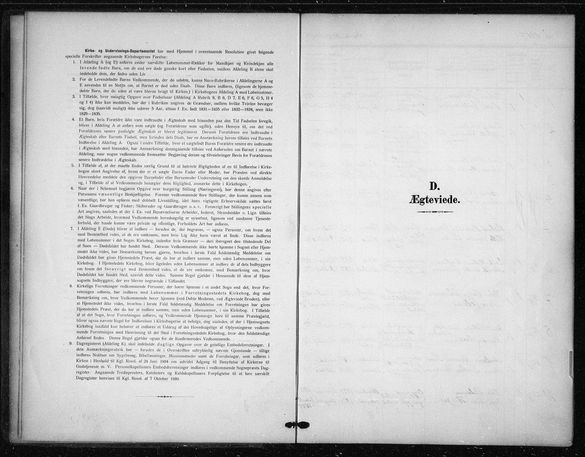 SAO, Tøyen prestekontor Kirkebøker, F/Fa/L0002: Ministerialbok nr. 2, 1907-1916