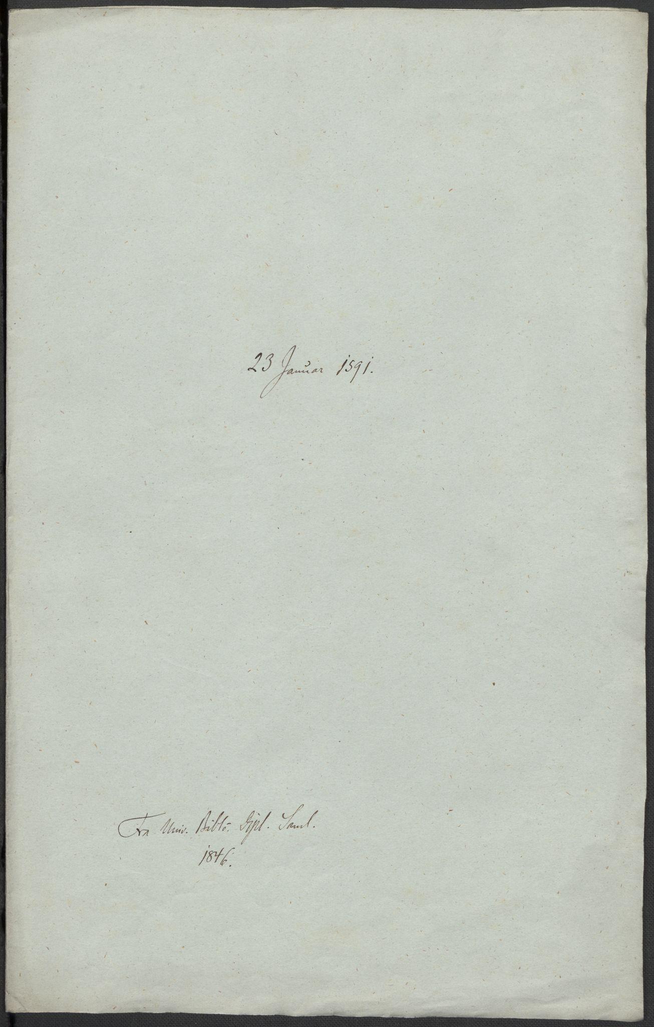 RA, Riksarkivets diplomsamling, F02/L0093: Dokumenter, 1591, s. 20