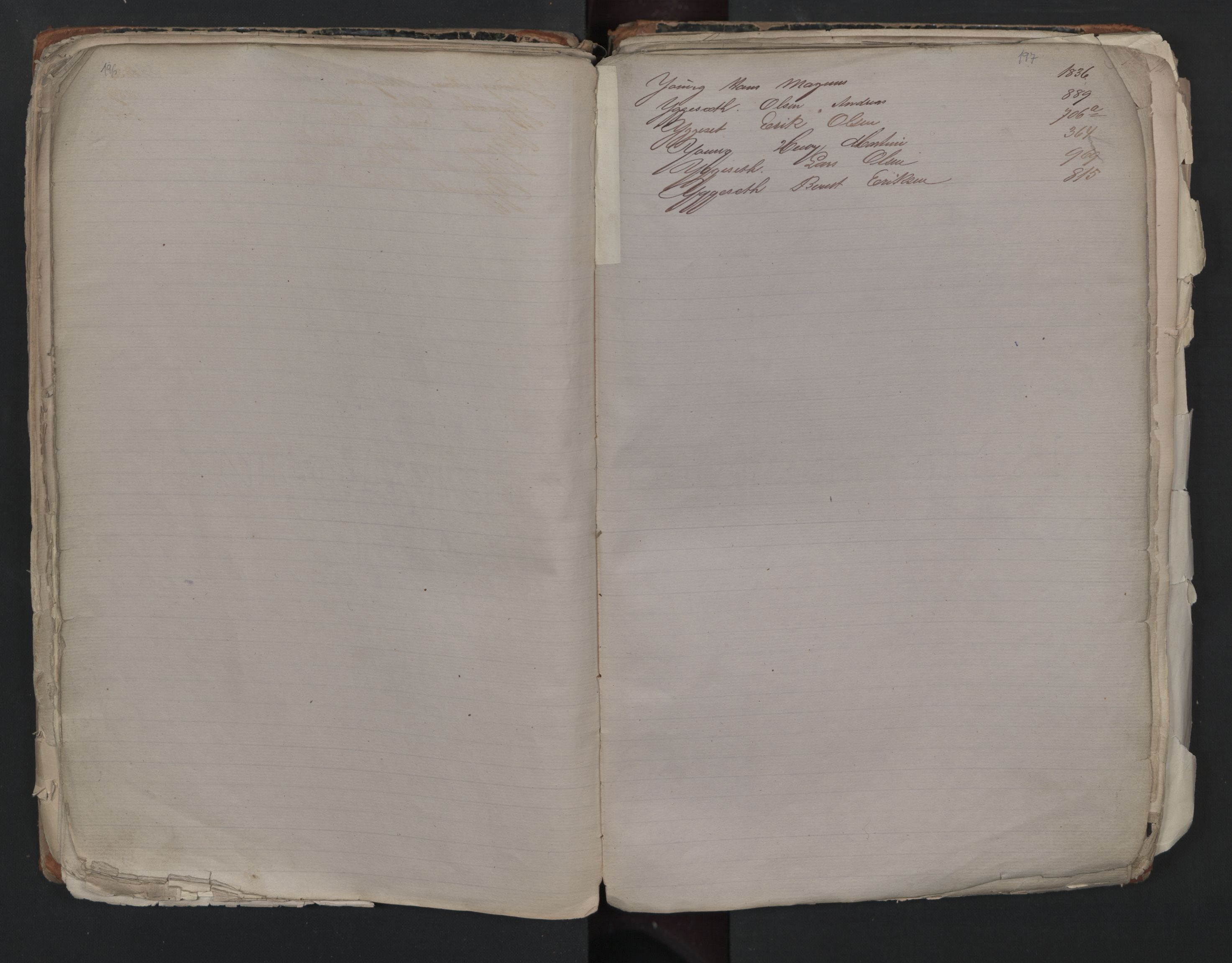 SAO, Oslo sjømannskontor, F/Fa/L0001: Register for Kristiania krets, 1866-1891, s. 196-197
