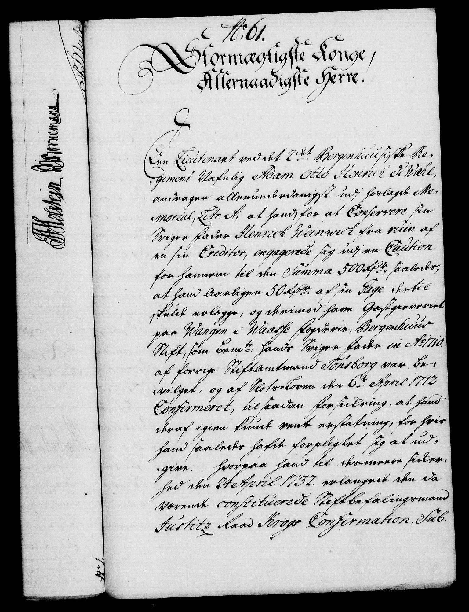 RA, Rentekammeret, Kammerkanselliet, G/Gf/Gfa/L0019: Norsk relasjons- og resolusjonsprotokoll (merket RK 52.19), 1736, s. 426