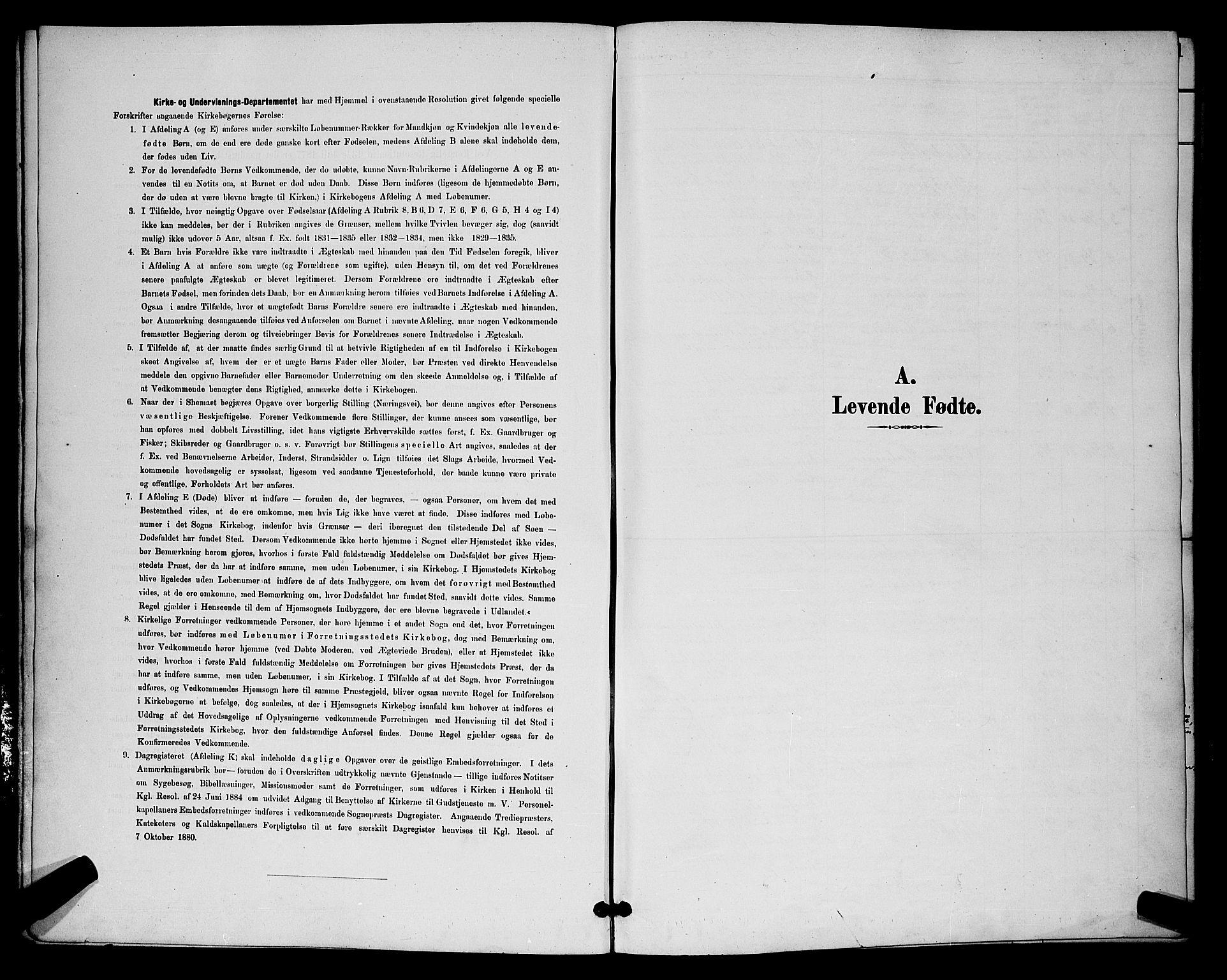 SAO, Moss prestekontor Kirkebøker, G/Ga/L0006: Klokkerbok nr. I 6, 1889-1900