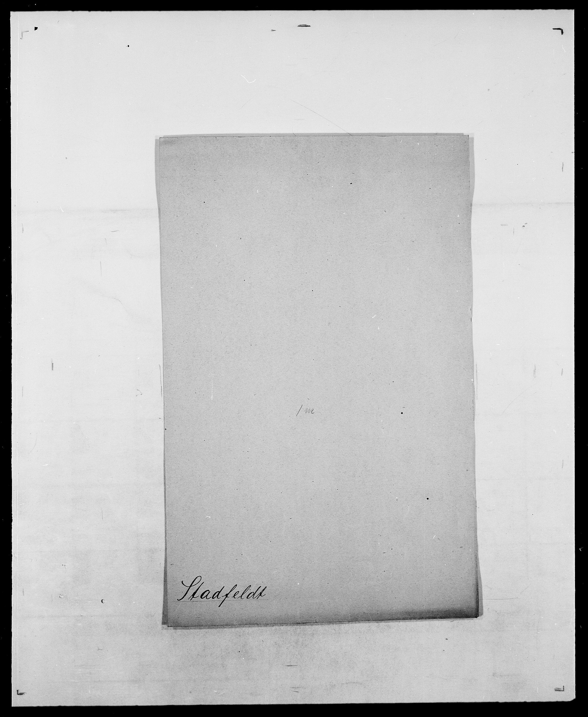 SAO, Delgobe, Charles Antoine - samling, D/Da/L0036: Skaanør - Staverskov, s. 920
