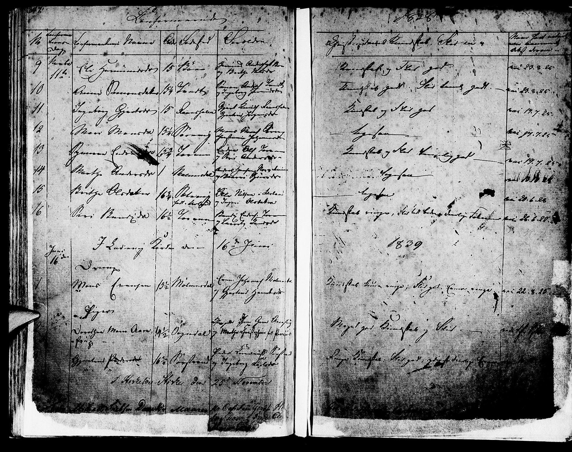 SAB, Lavik sokneprestembete, Ministerialbok nr. A 2I, 1821-1842, s. 347