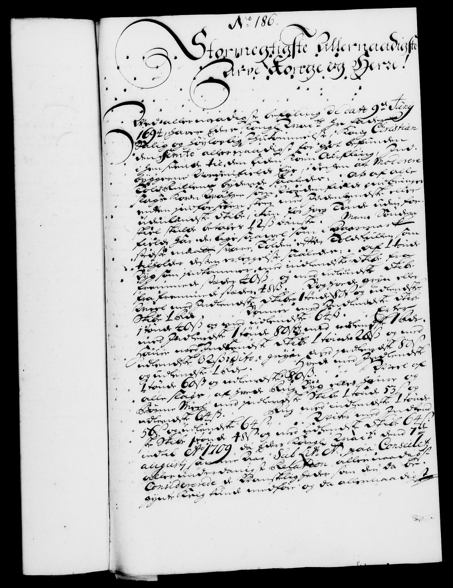 RA, Rentekammeret, Kammerkanselliet, G/Gf/Gfa/L0004: Norsk relasjons- og resolusjonsprotokoll (merket RK 52.4), 1721, s. 1324