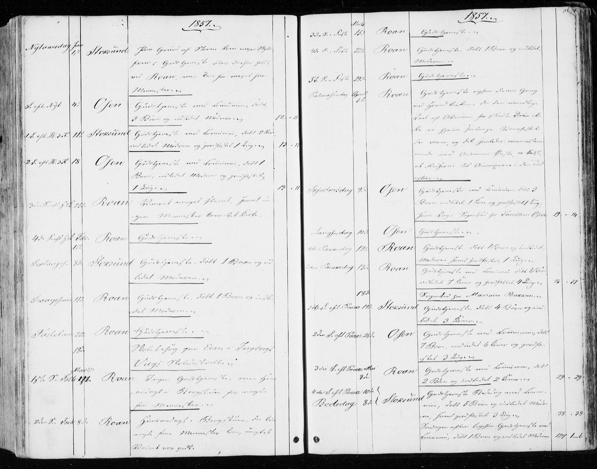 SAT, Ministerialprotokoller, klokkerbøker og fødselsregistre - Sør-Trøndelag, 657/L0704: Ministerialbok nr. 657A05, 1846-1857, s. 373