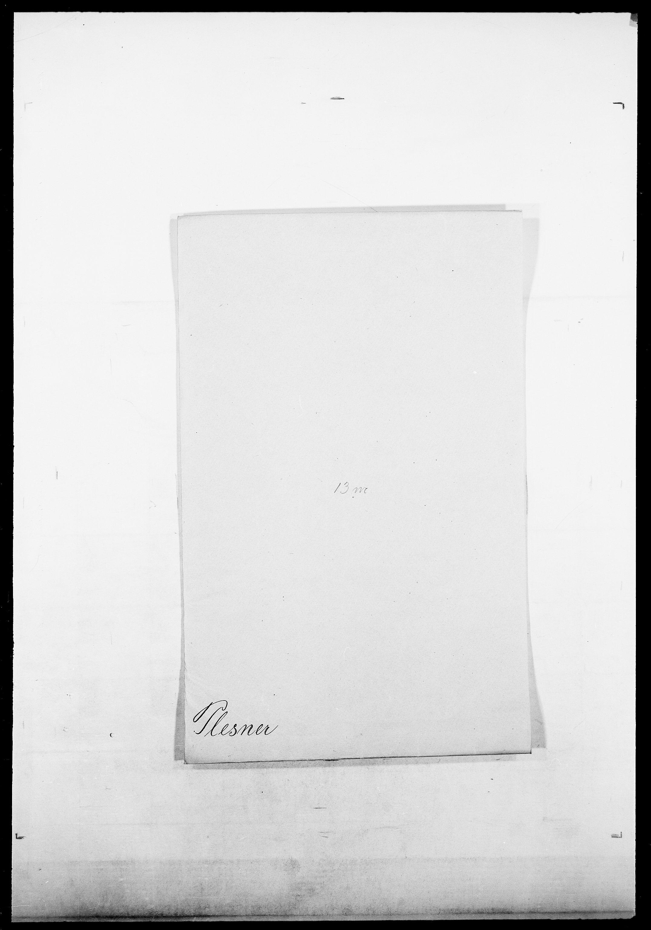SAO, Delgobe, Charles Antoine - samling, D/Da/L0031: de Place - Raaum, s. 98