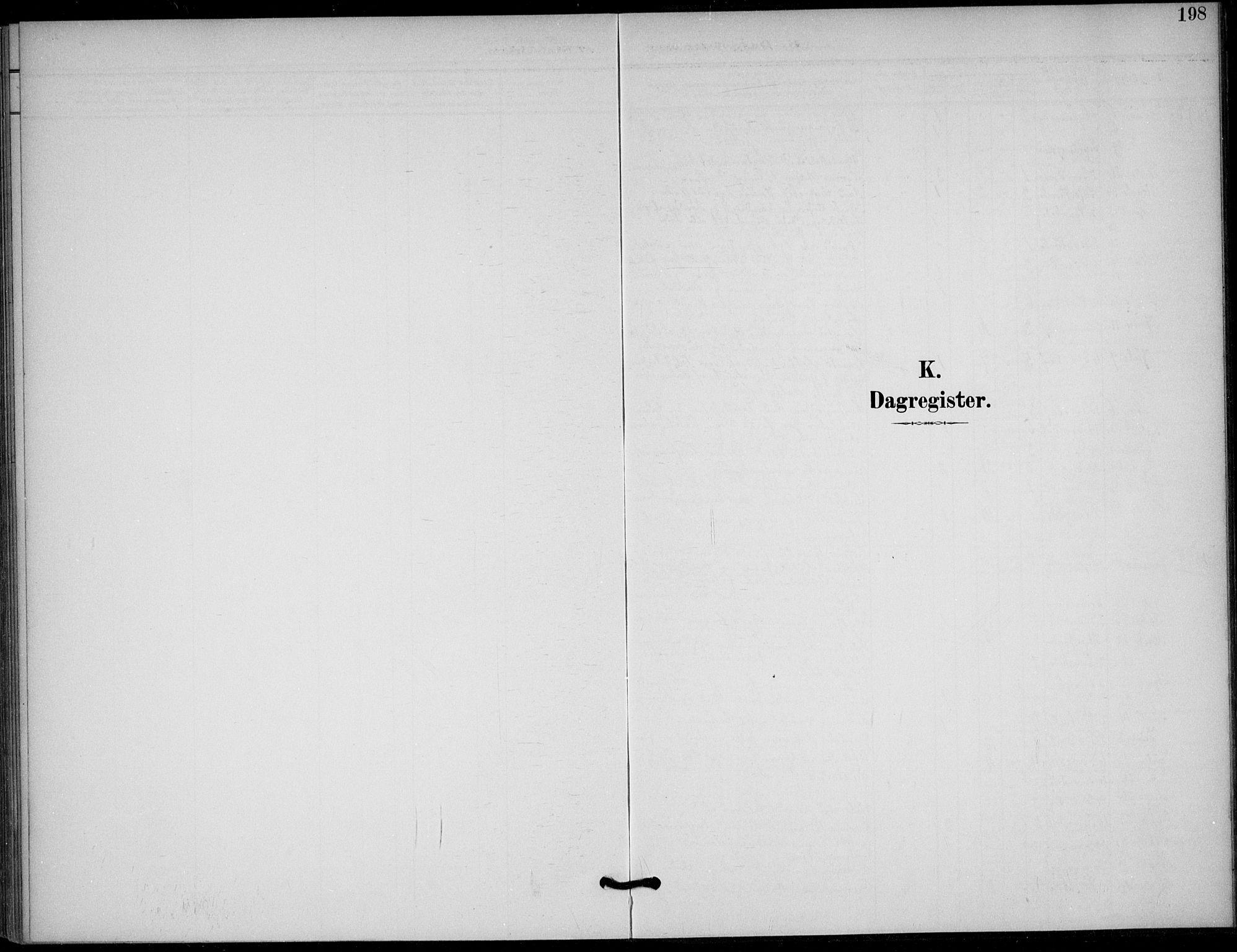 SAKO, Solum kirkebøker, F/Fb/L0002: Ministerialbok nr. II 2, 1893-1901, s. 198