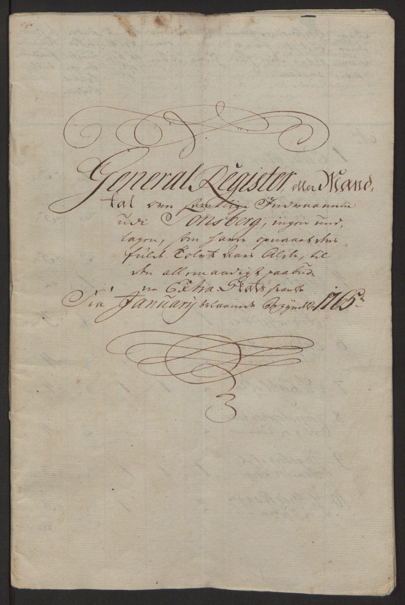 RA, Rentekammeret inntil 1814, Reviderte regnskaper, Byregnskaper, R/Rh/L0162: [H4] Kontribusjonsregnskap, 1762-1772, s. 220
