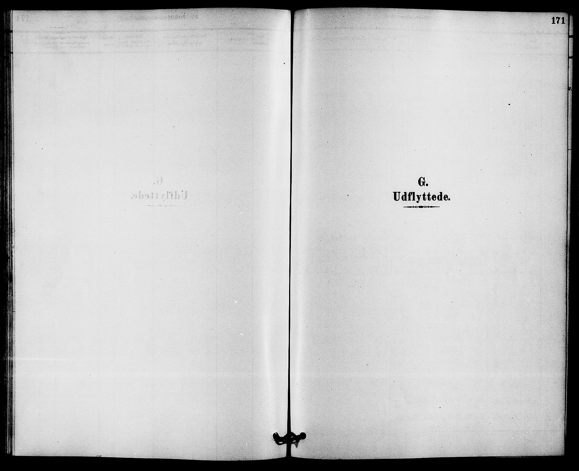 SAKO, Solum kirkebøker, F/Fb/L0001: Ministerialbok nr. II 1, 1877-1892, s. 171