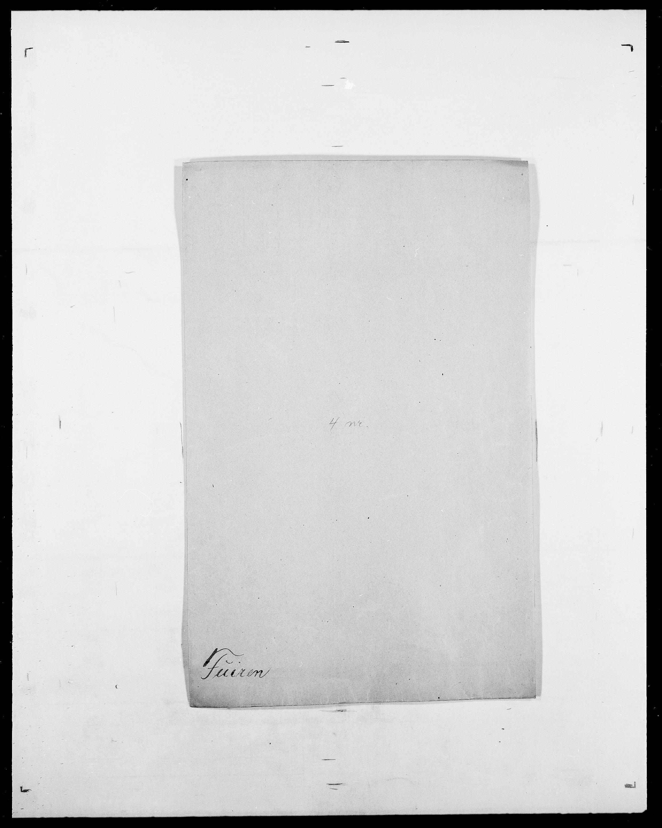 SAO, Delgobe, Charles Antoine - samling, D/Da/L0013: Forbos - Geving, s. 191