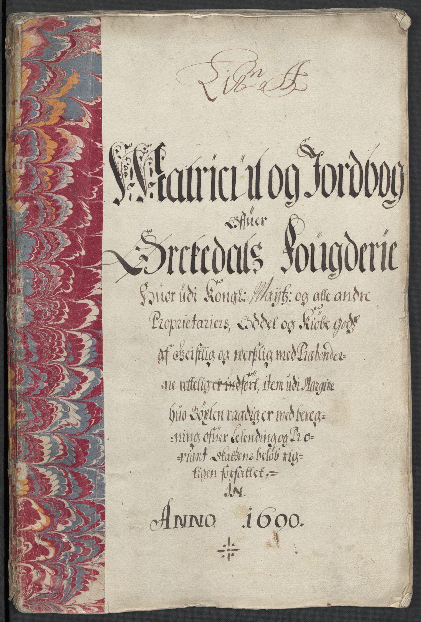 RA, Rentekammeret inntil 1814, Reviderte regnskaper, Fogderegnskap, R58/L3936: Fogderegnskap Orkdal, 1689-1690, s. 275