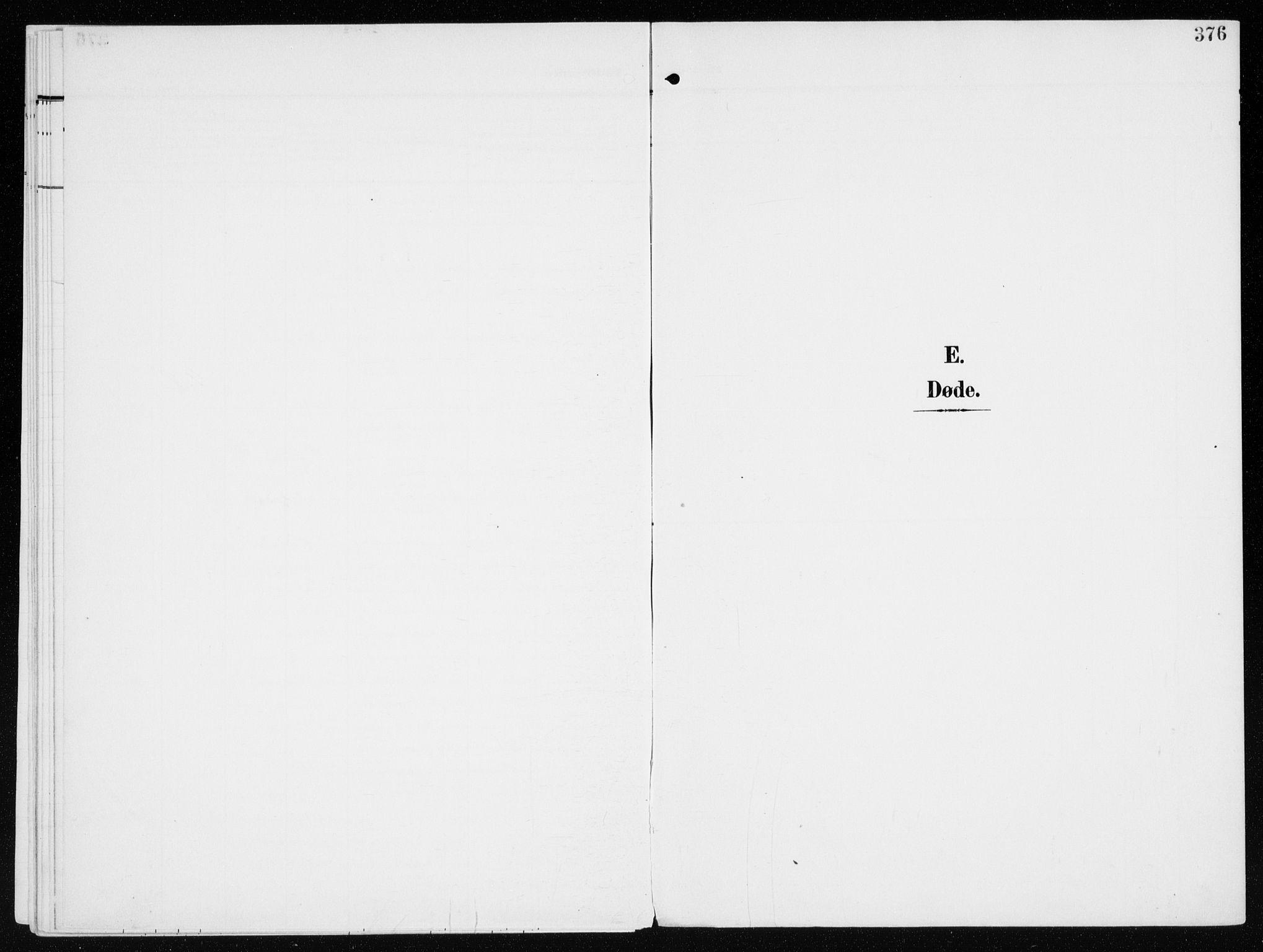 SAH, Furnes prestekontor, K/Ka/L0001: Ministerialbok nr. 1, 1907-1935, s. 376