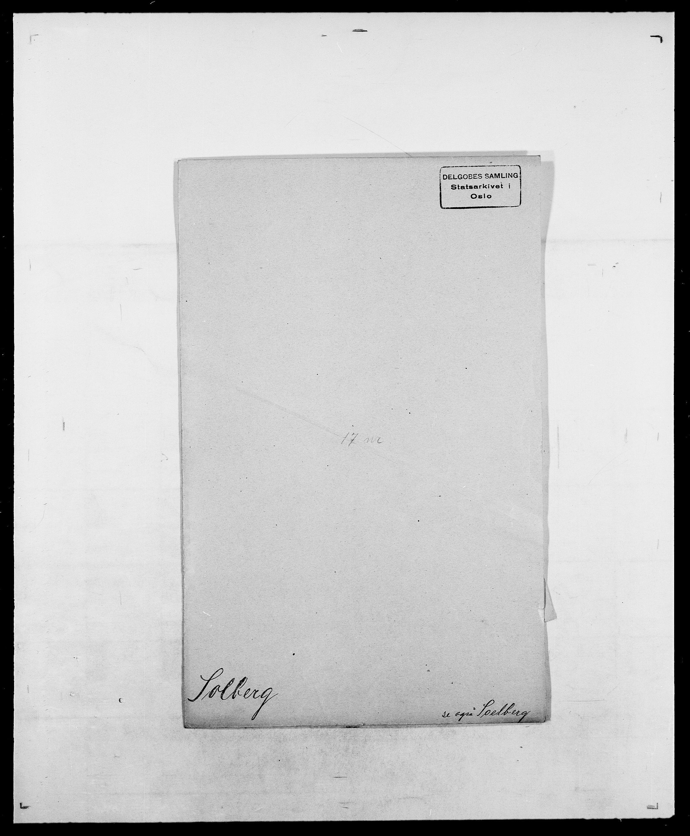 SAO, Delgobe, Charles Antoine - samling, D/Da/L0036: Skaanør - Staverskov, s. 380
