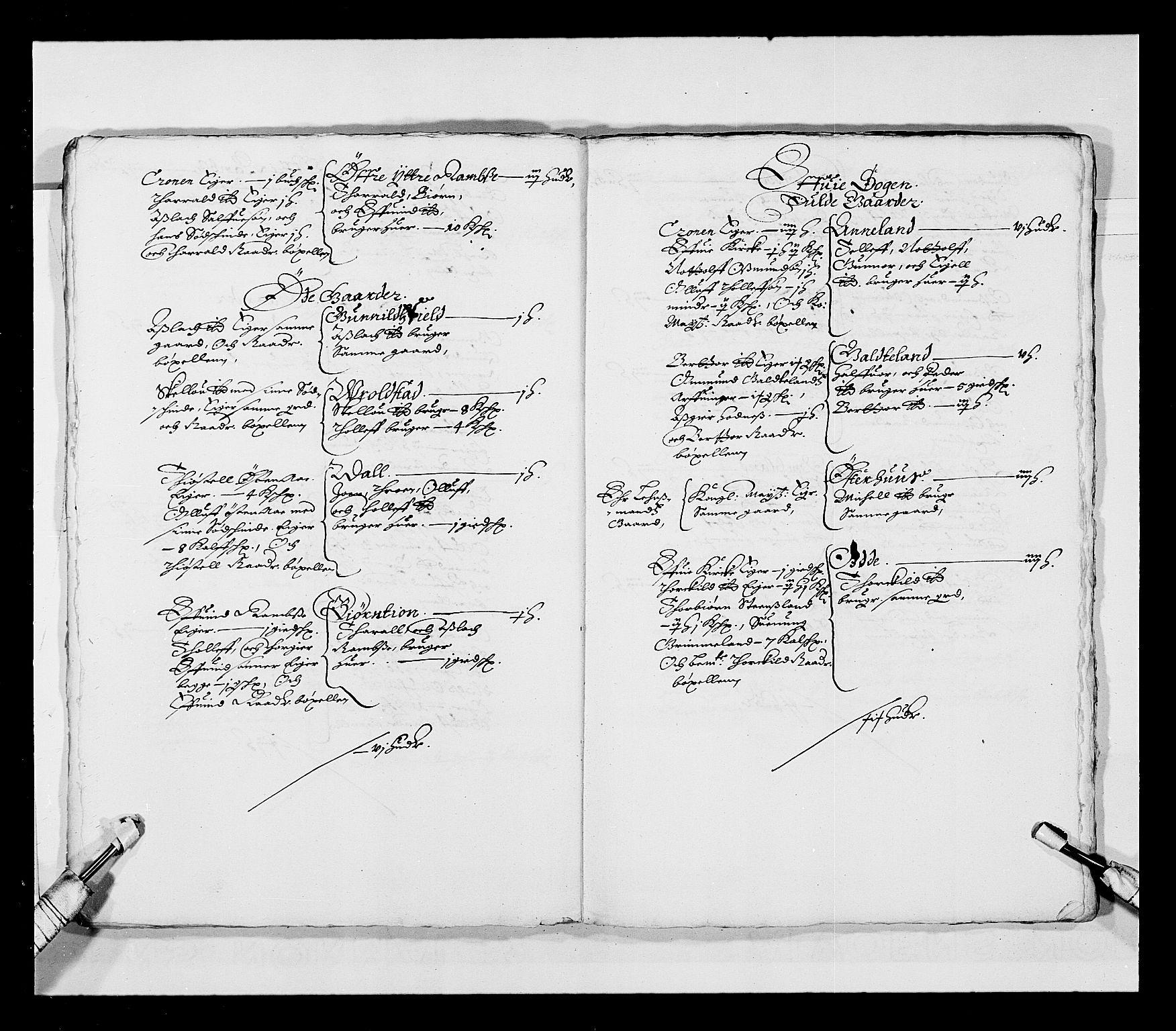 RA, Stattholderembetet 1572-1771, Ek/L0023: Jordebøker 1633-1658:, 1648-1649, s. 14