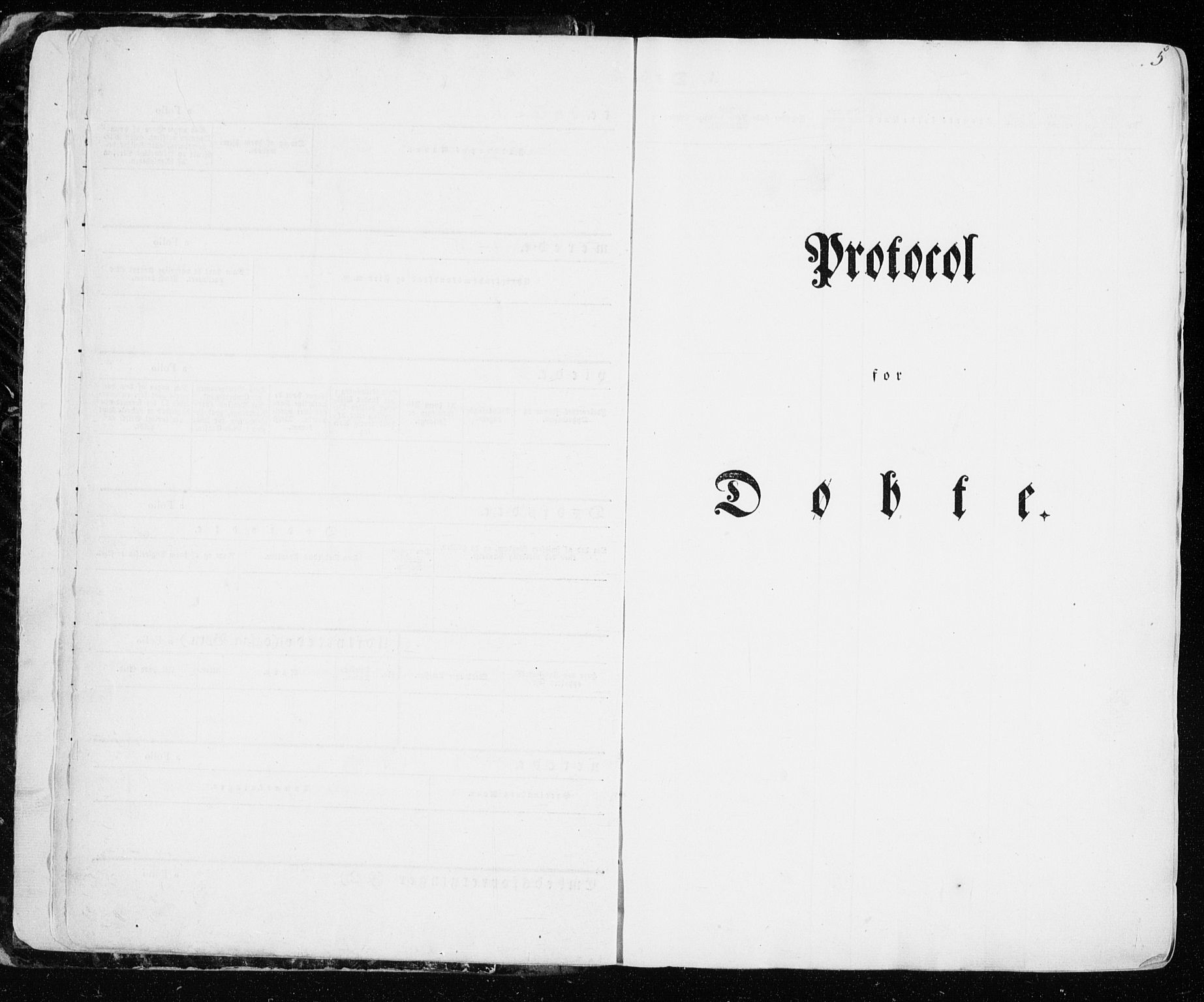 SATØ, Skjervøy sokneprestkontor, H/Ha/Haa/L0006kirke: Ministerialbok nr. 6, 1848-1859, s. 5