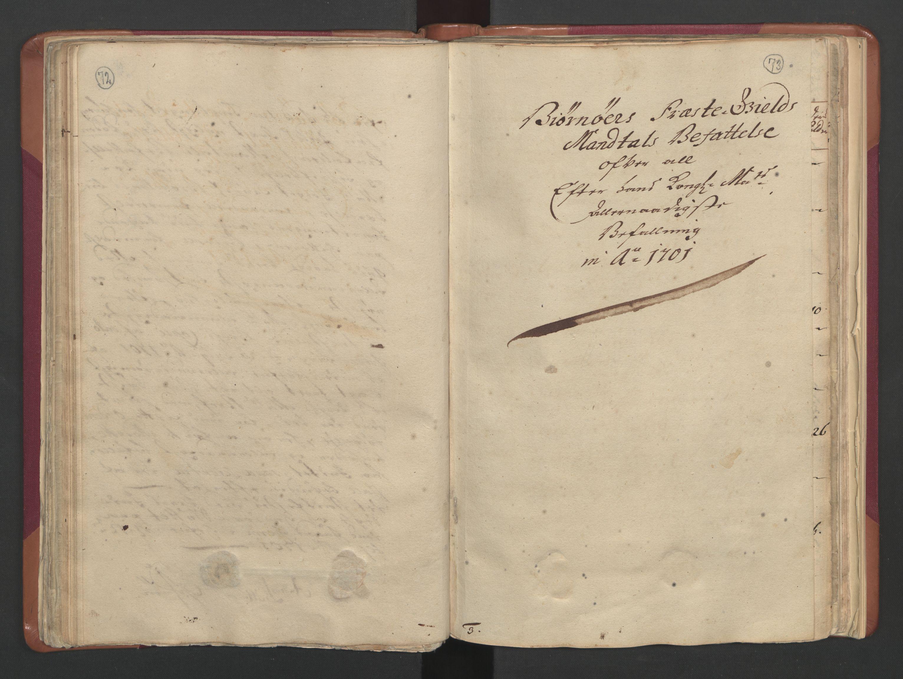 RA, Manntallet 1701, nr. 12: Fosen fogderi, 1701, s. 72-73