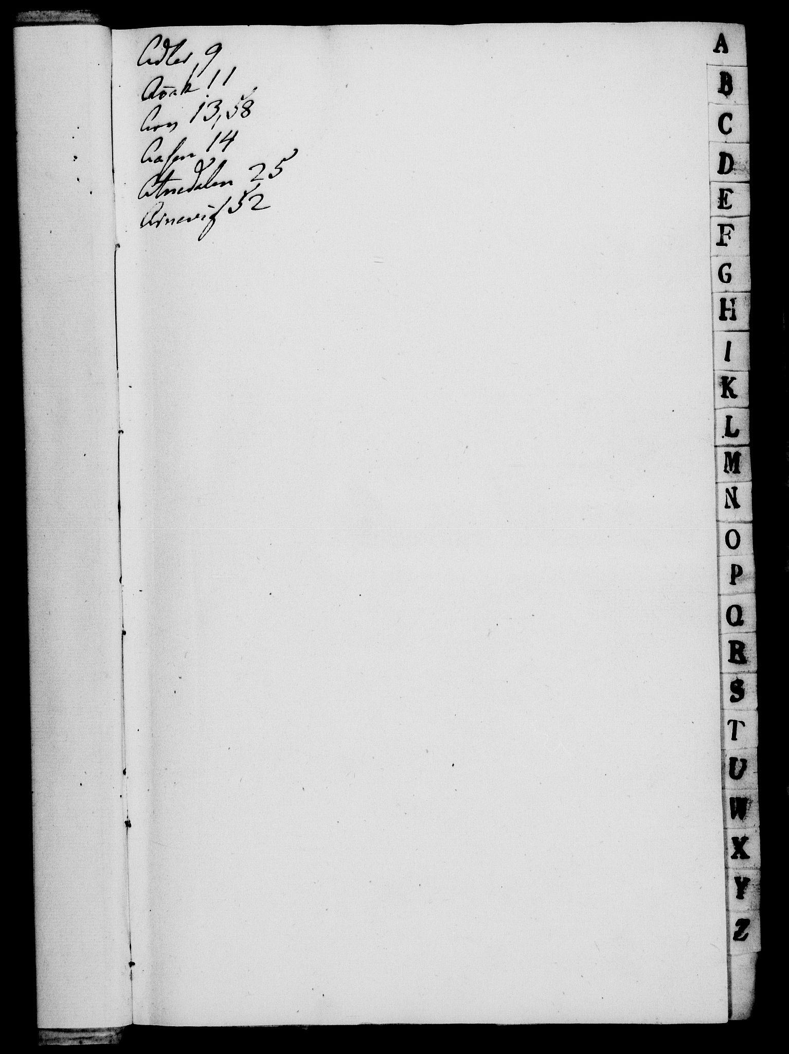 RA, Rentekammeret, Kammerkanselliet, G/Gf/Gfa/L0058: Norsk relasjons- og resolusjonsprotokoll (merket RK 52.58), 1776, s. 3
