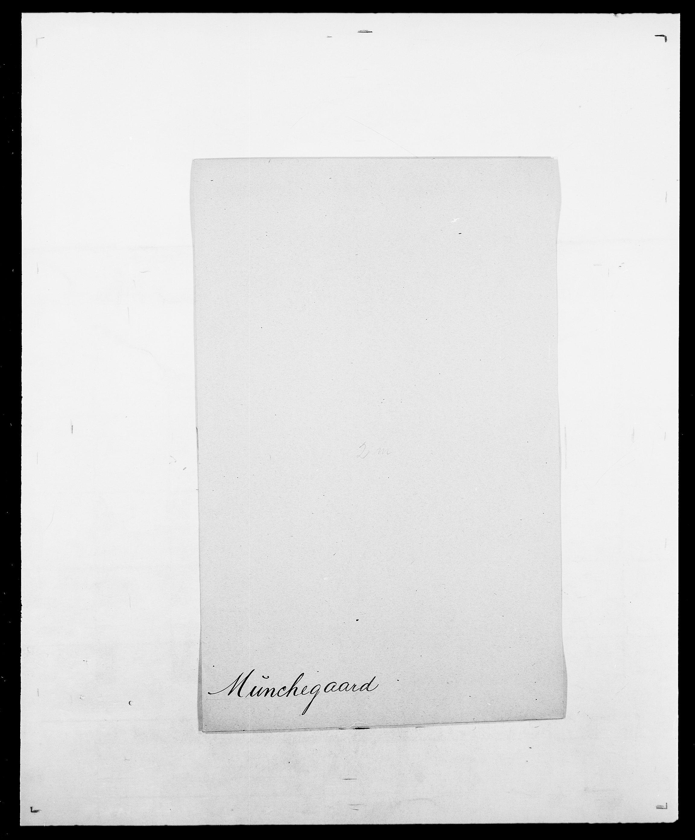 SAO, Delgobe, Charles Antoine - samling, D/Da/L0027: Morath - v. Møsting, s. 220